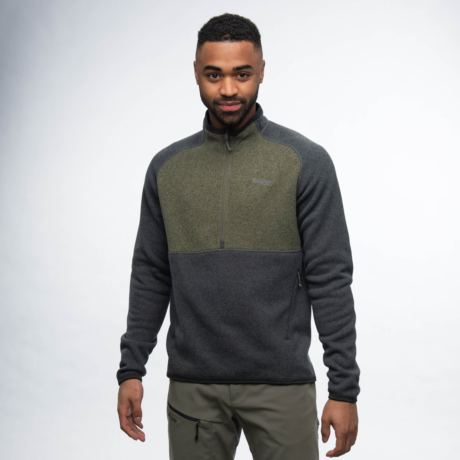 Kamphaug Knitted Half Zip