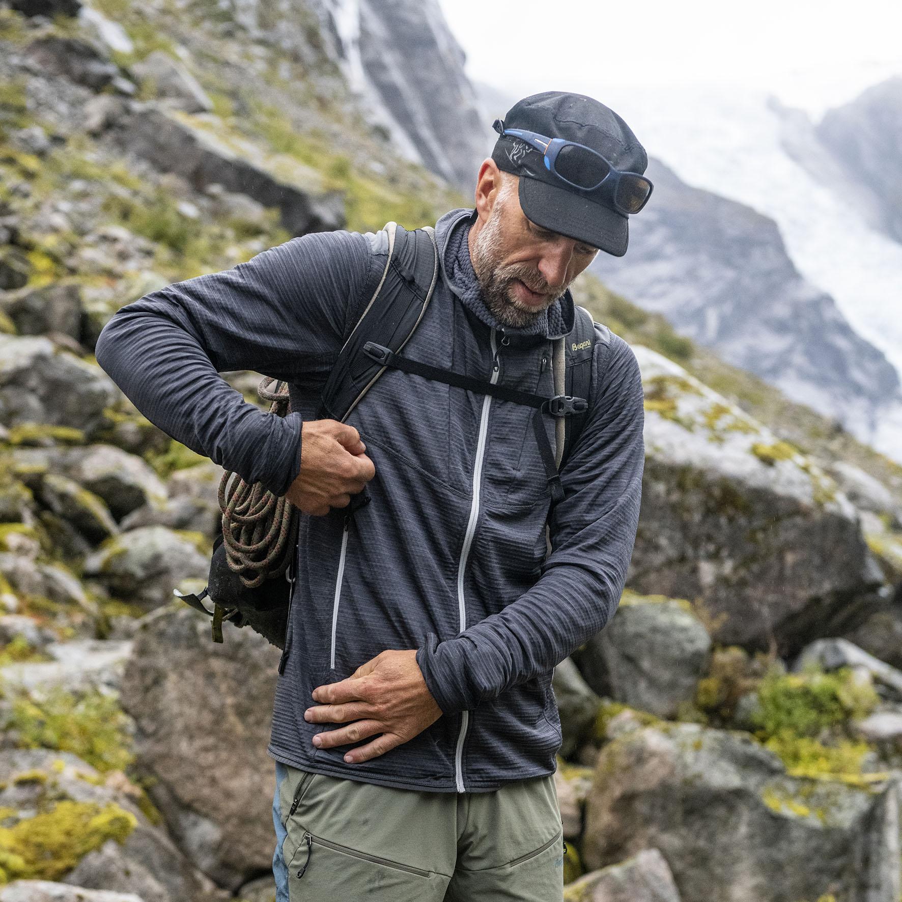Rabot Active Mid Hood Jacket