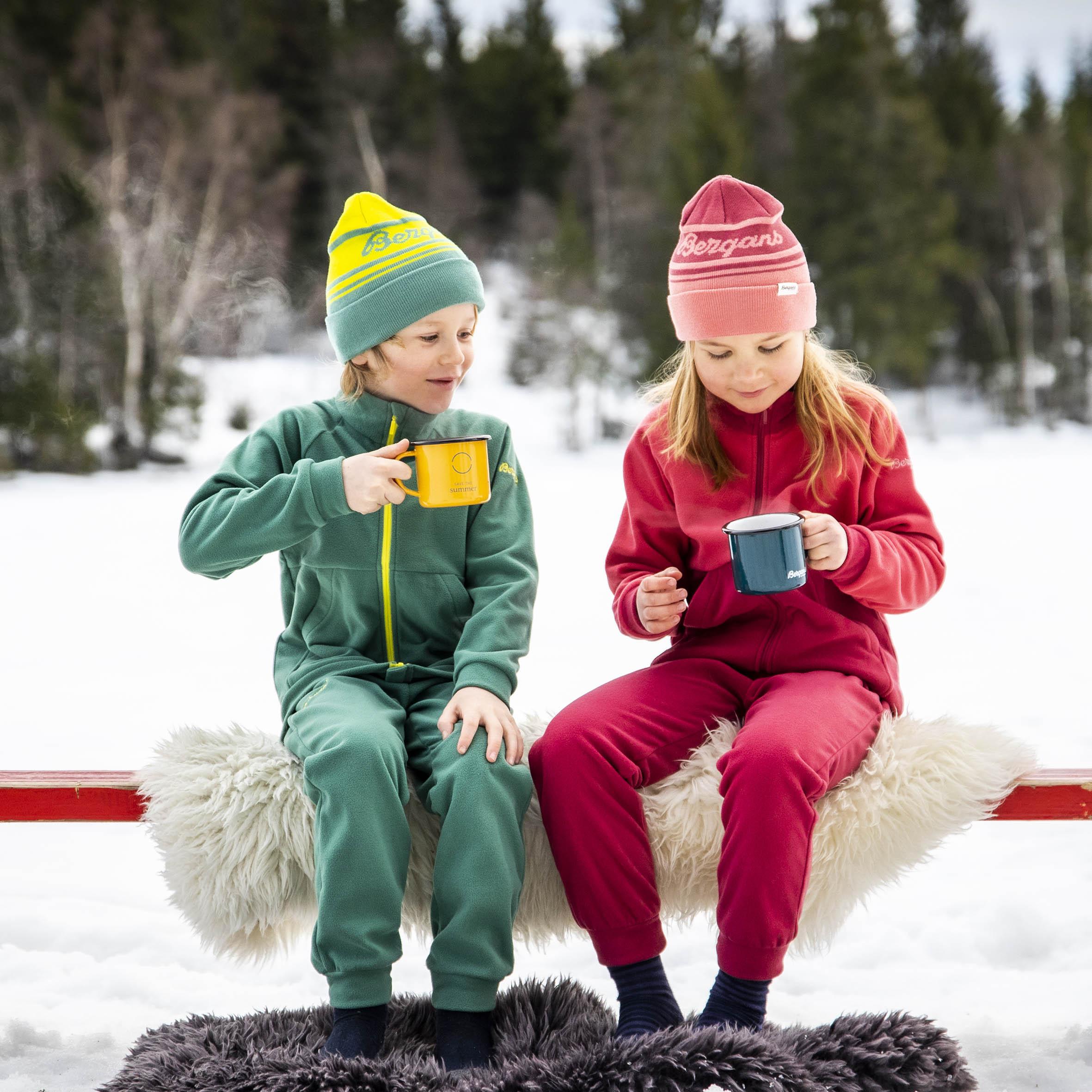 Smådøl V5 LongZip Kids Set