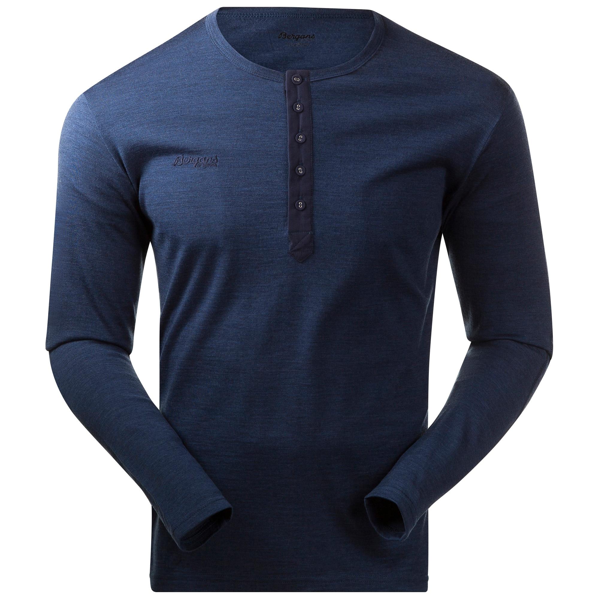 Henley Wool Shirt
