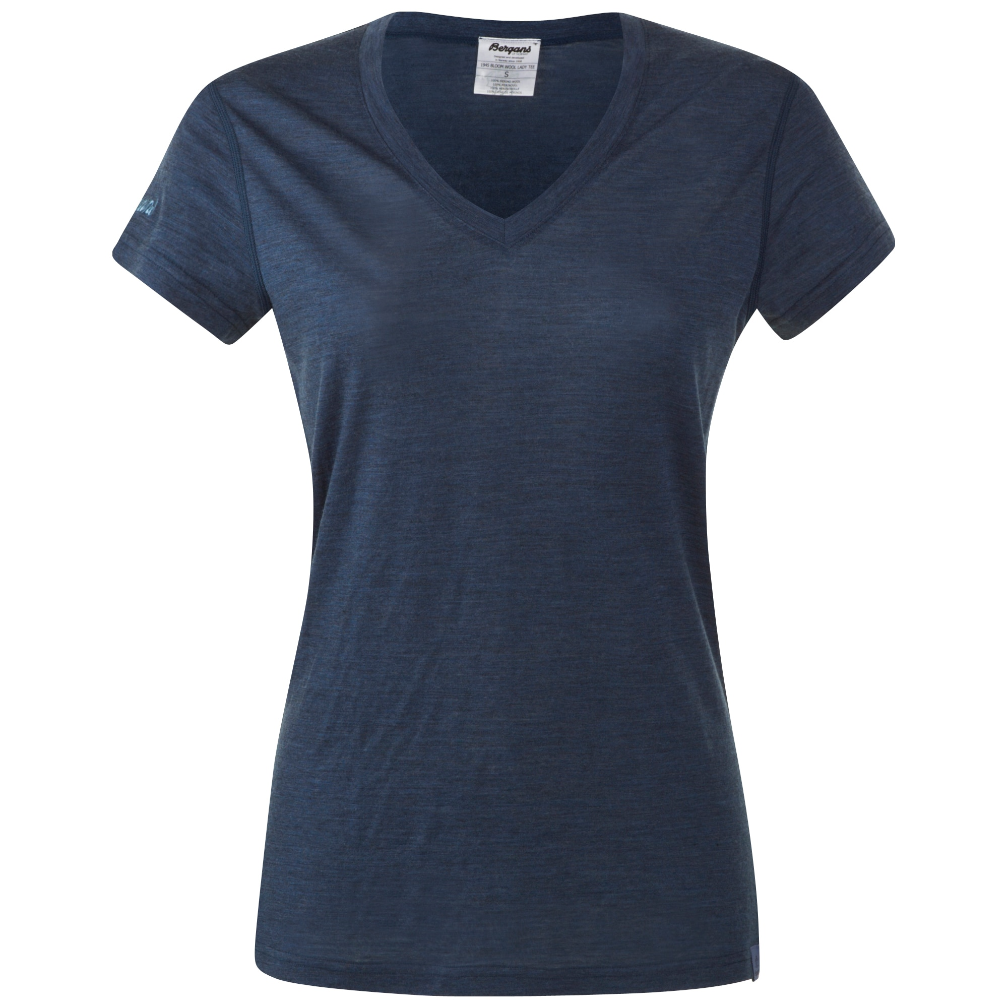 Bloom Wool Lady Tee