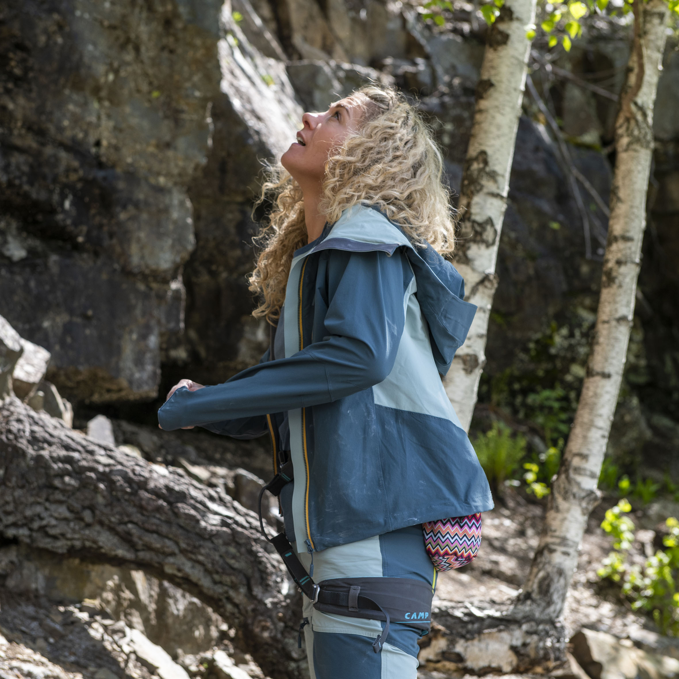 Cecilie Mountain Softshell Jacket