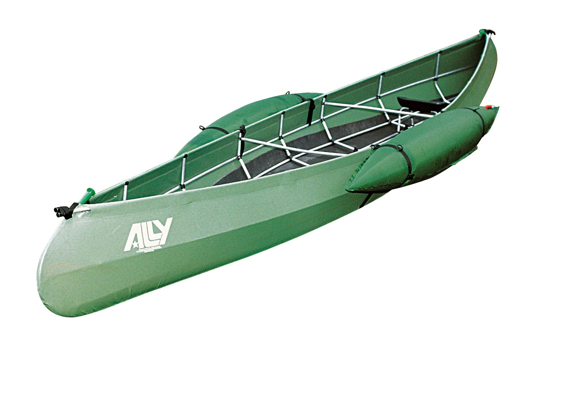 Outrigger with strap attachments