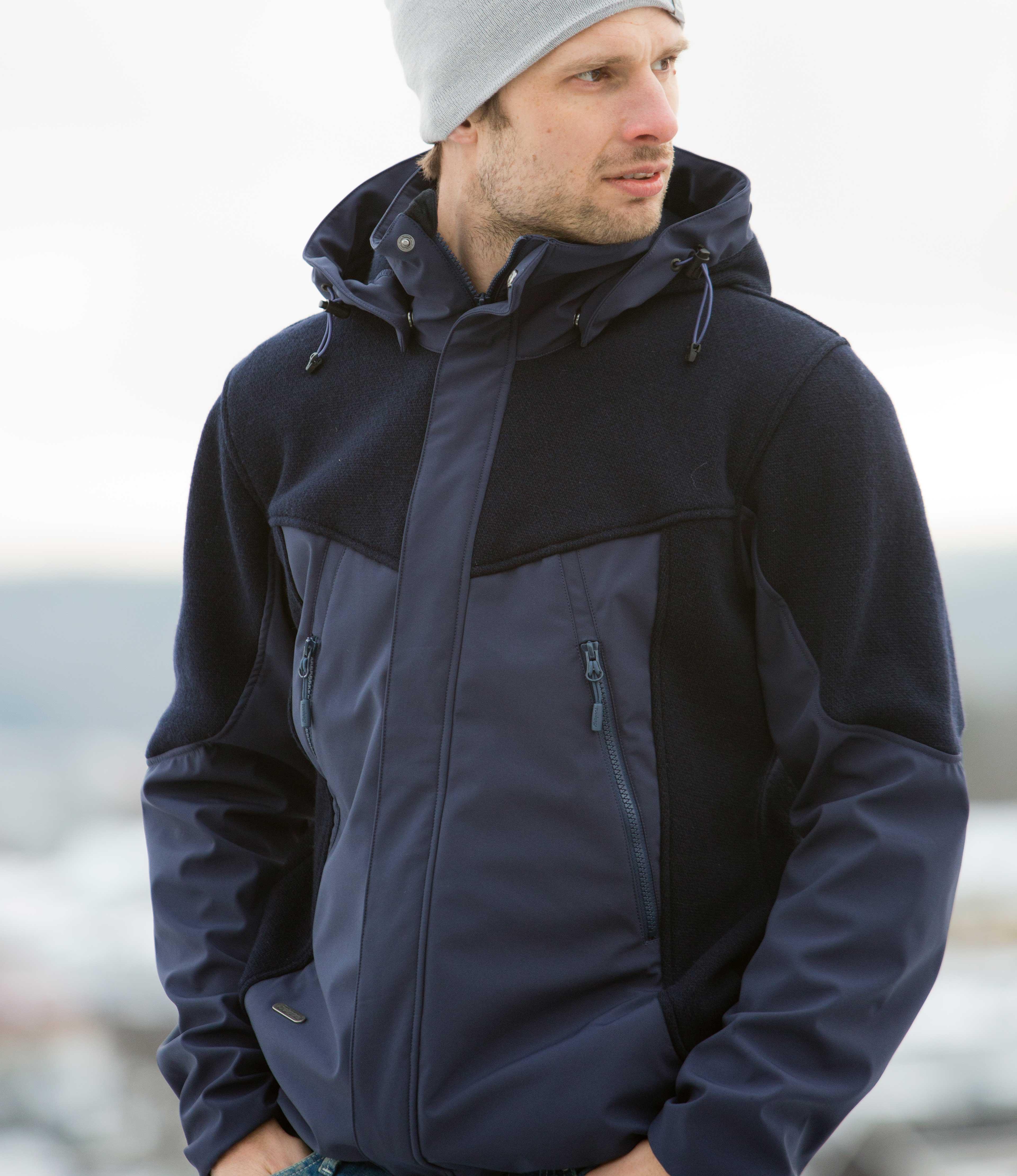 Florian Hybrid Jacket