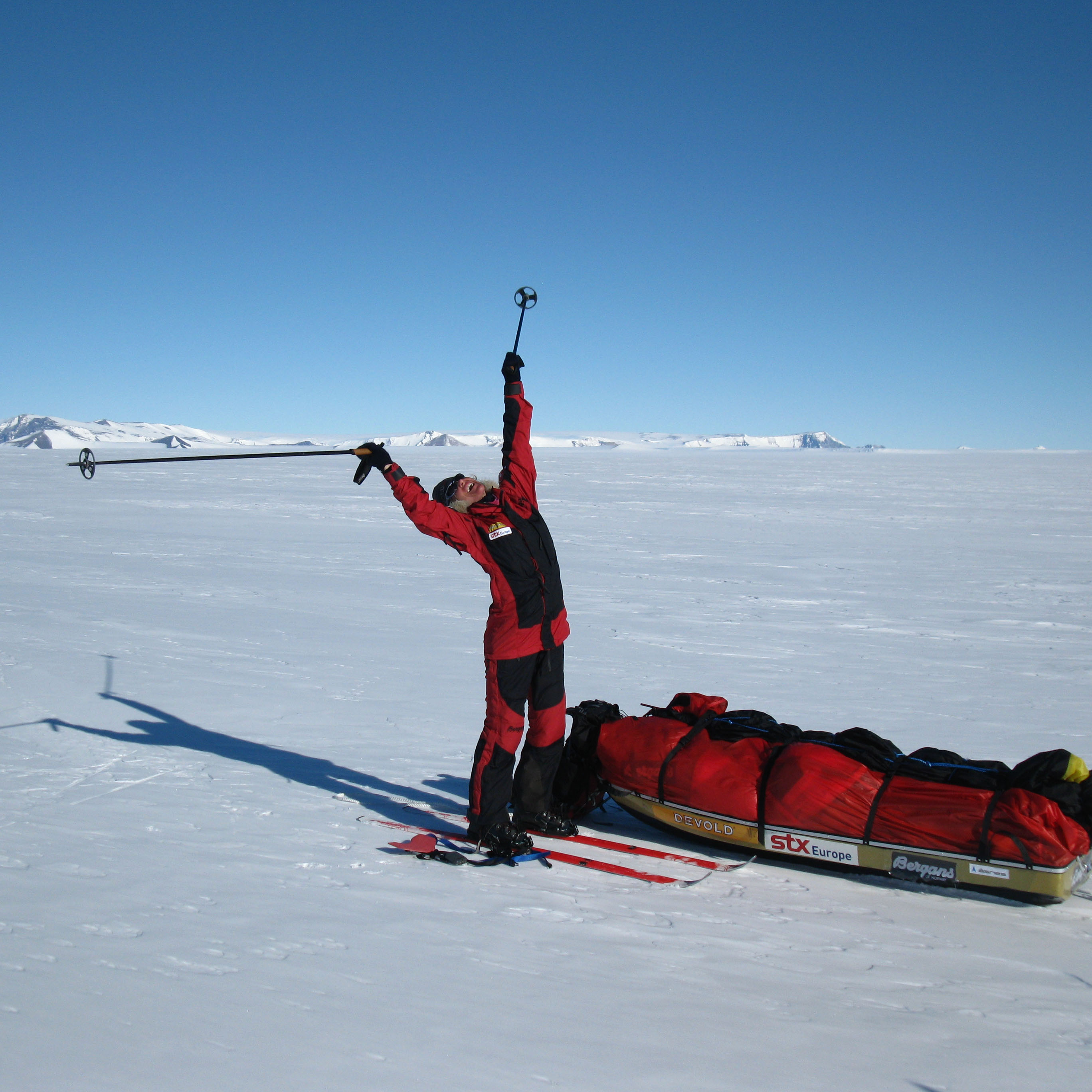 Antarctic Expedition Jacket