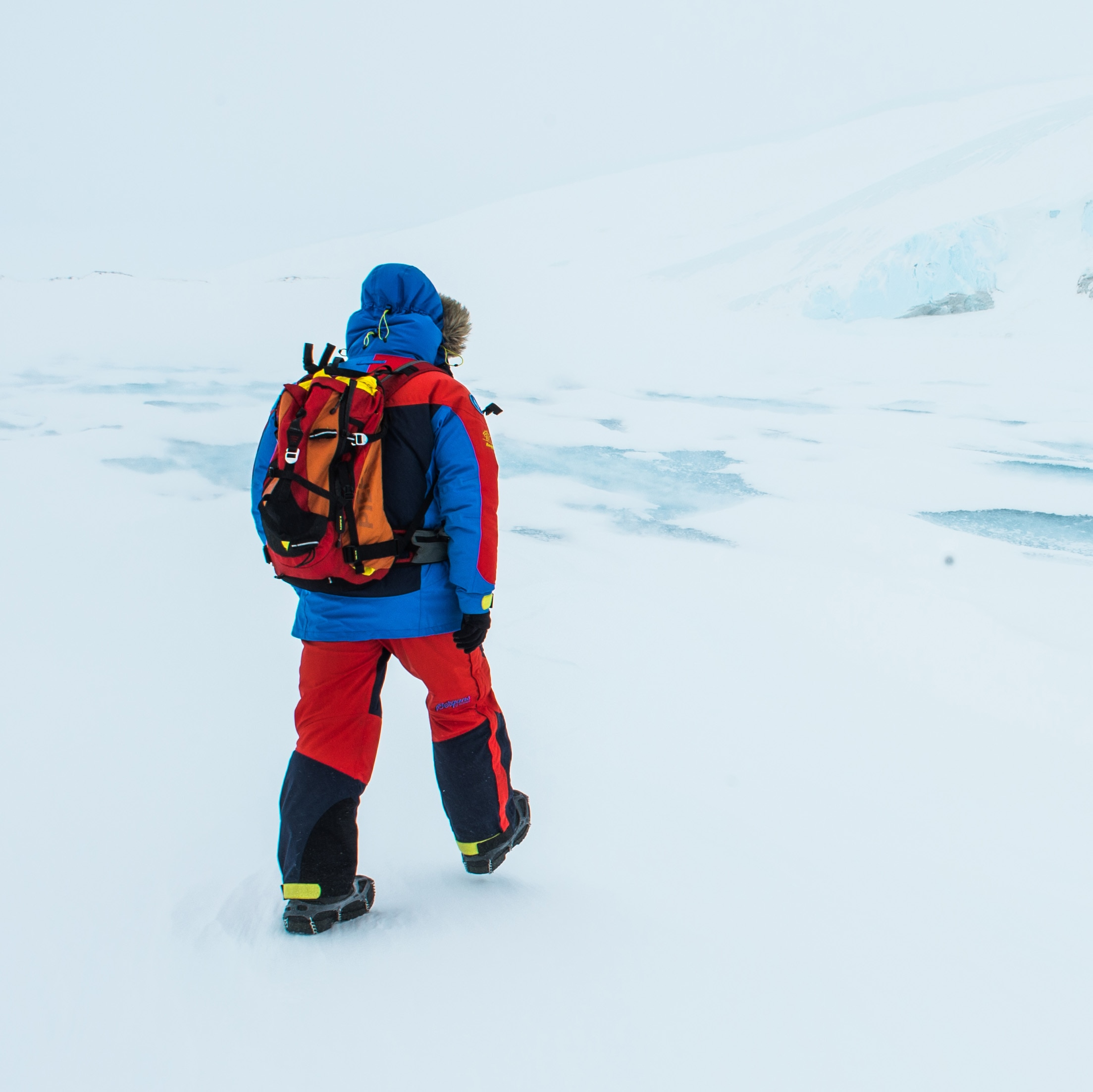 Arctic Expedition Salopette
