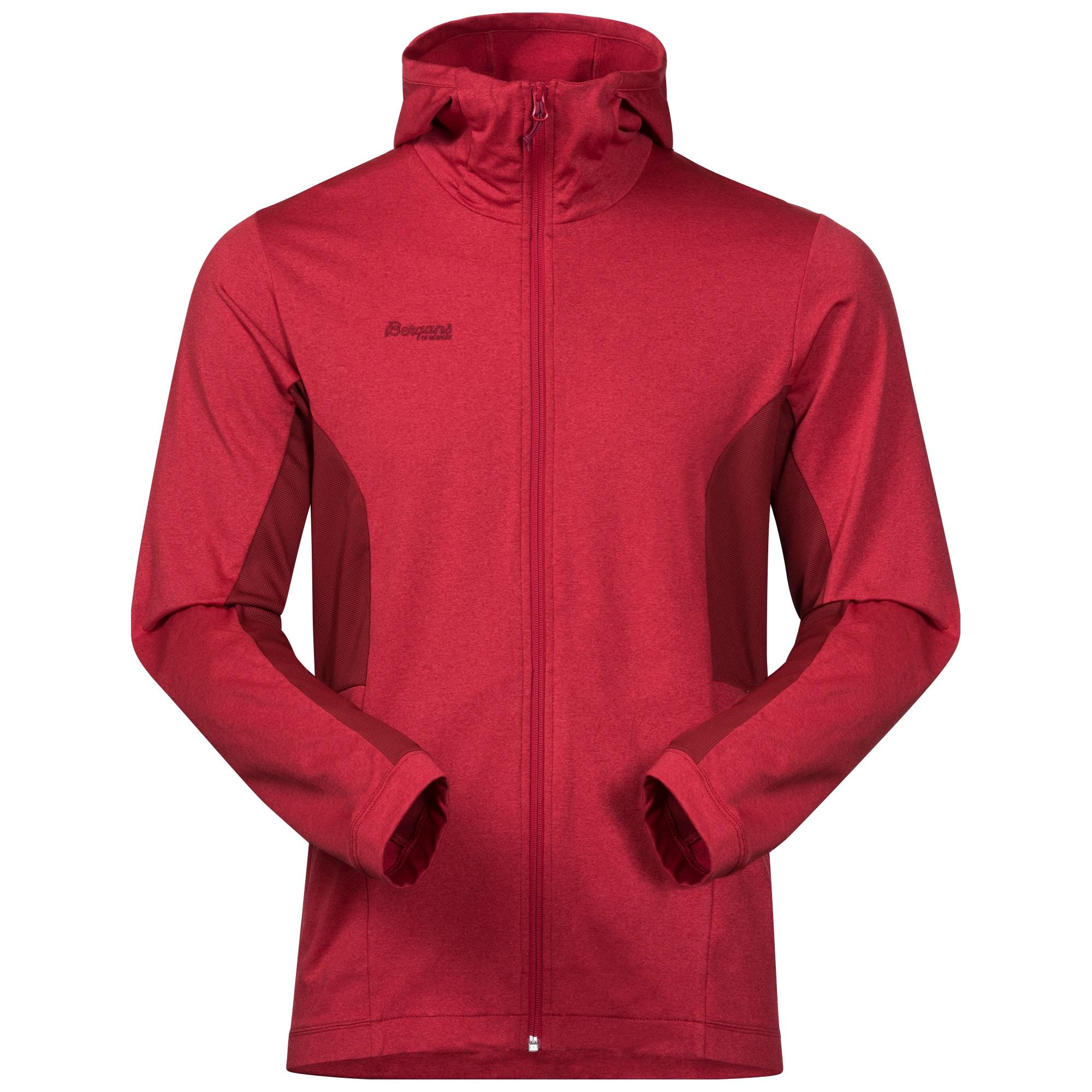 Lom Fleece Jacket with Hood