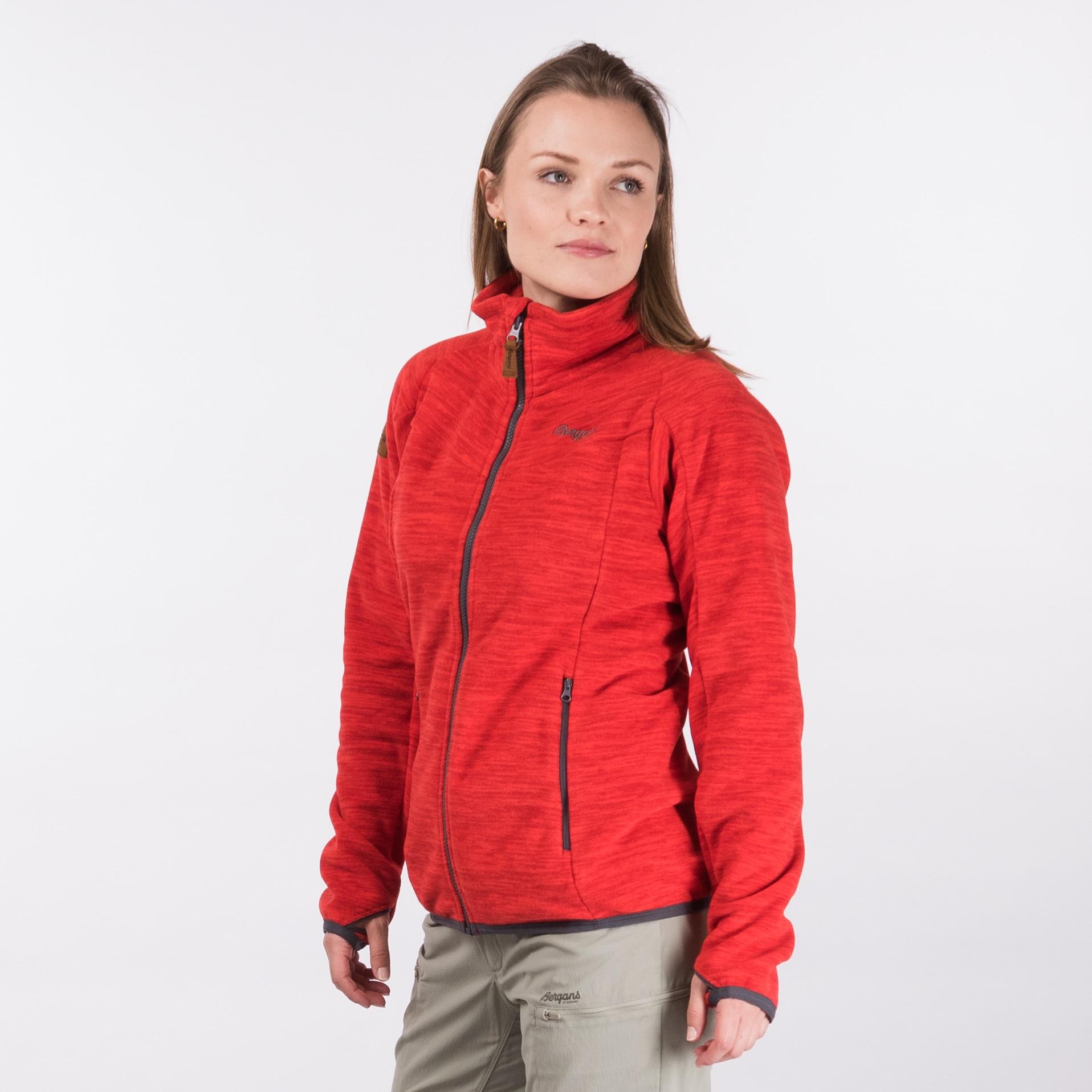 Hareid Fleece W Jacket NoHood