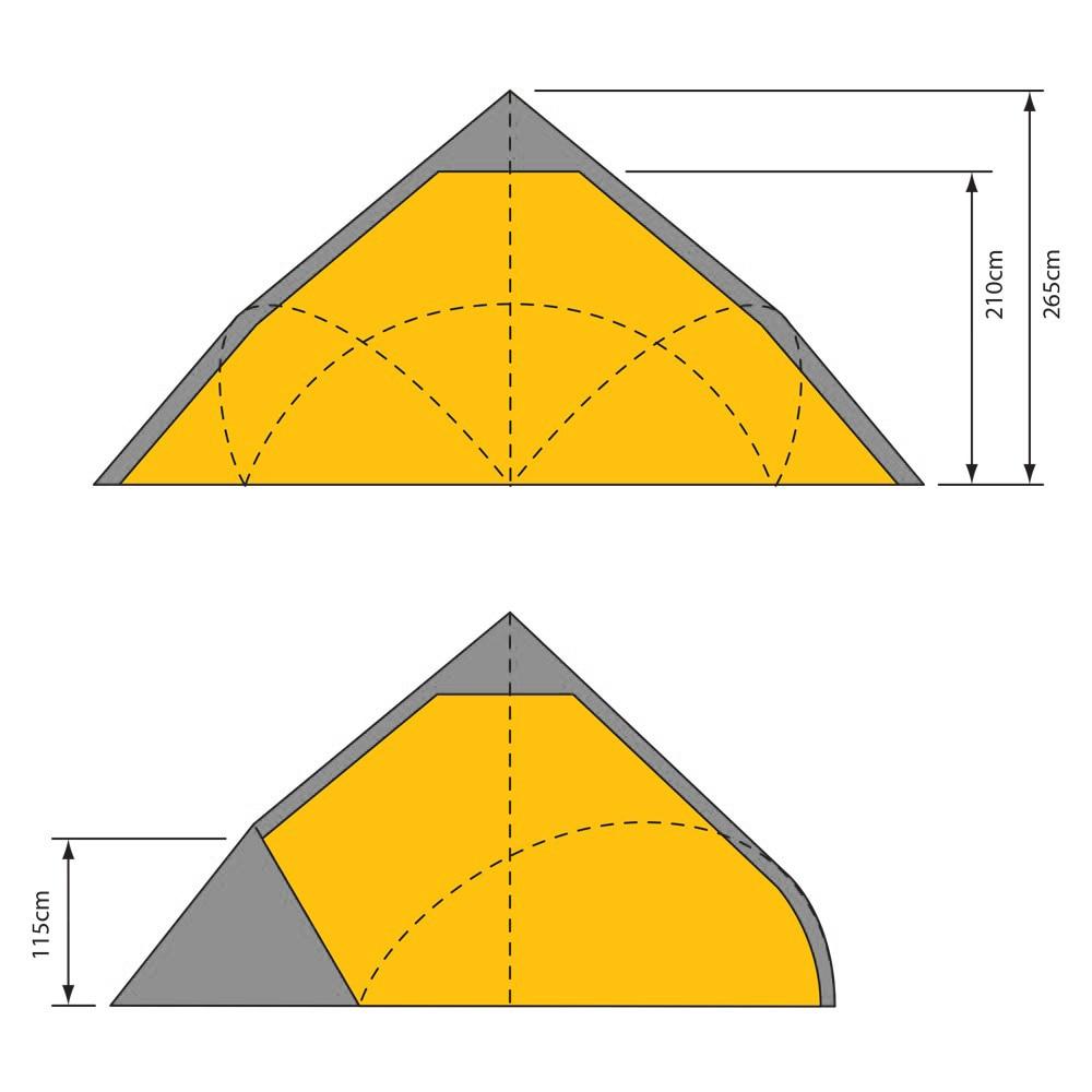Inner Tent Wiglo 6-10