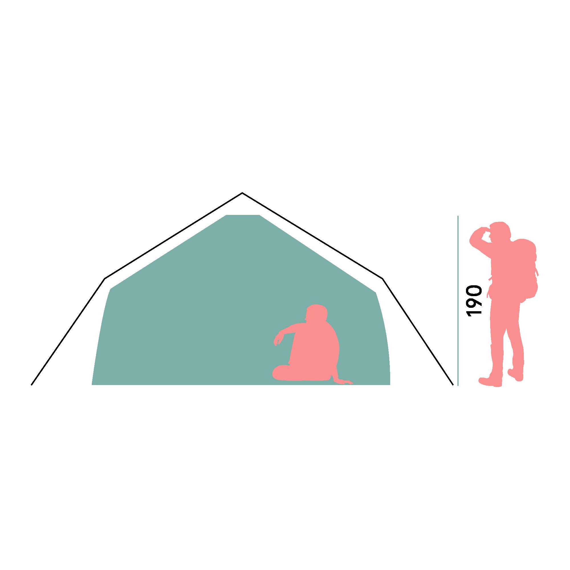 Wiglo®LT v.2 6-Persons Tent