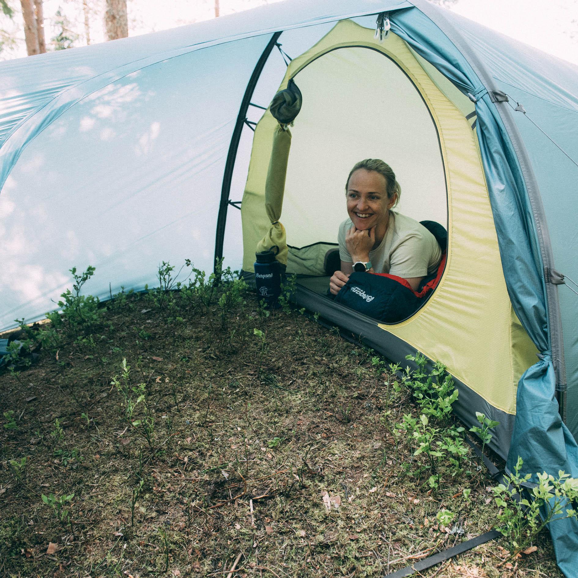 Trollhetta Tunnel 3 Tent