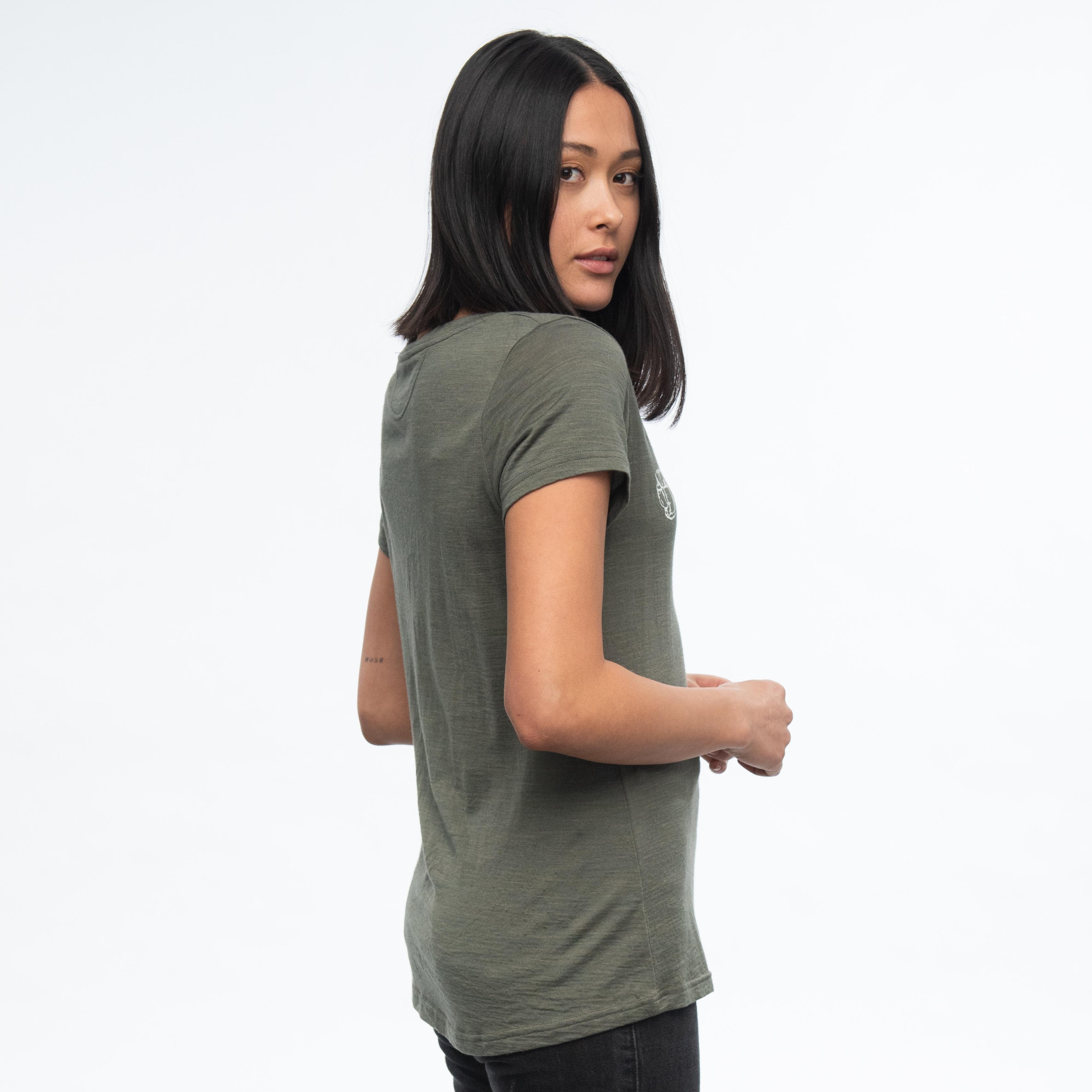 Backpack Wool W Tee