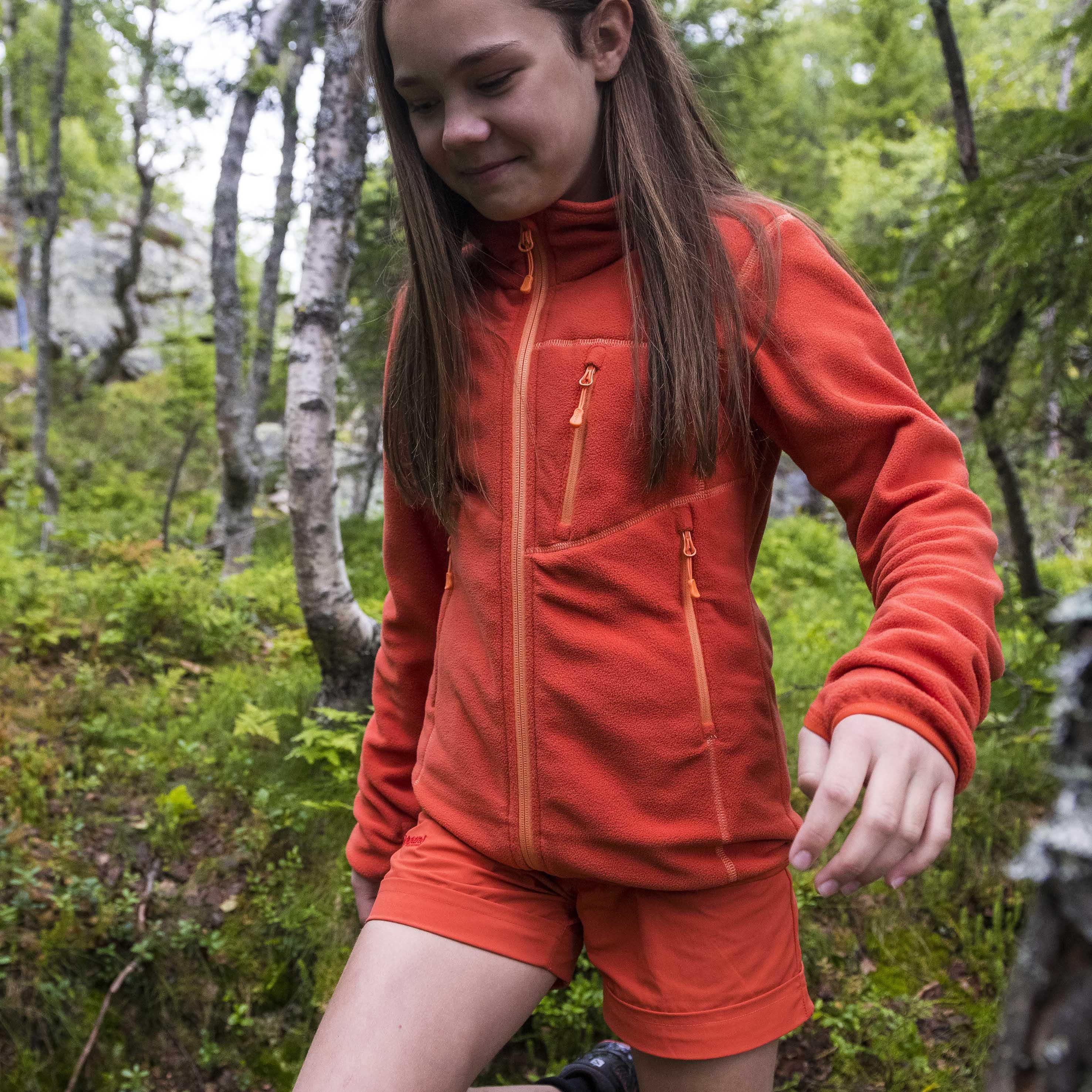 Runde Youth Girl Jacket