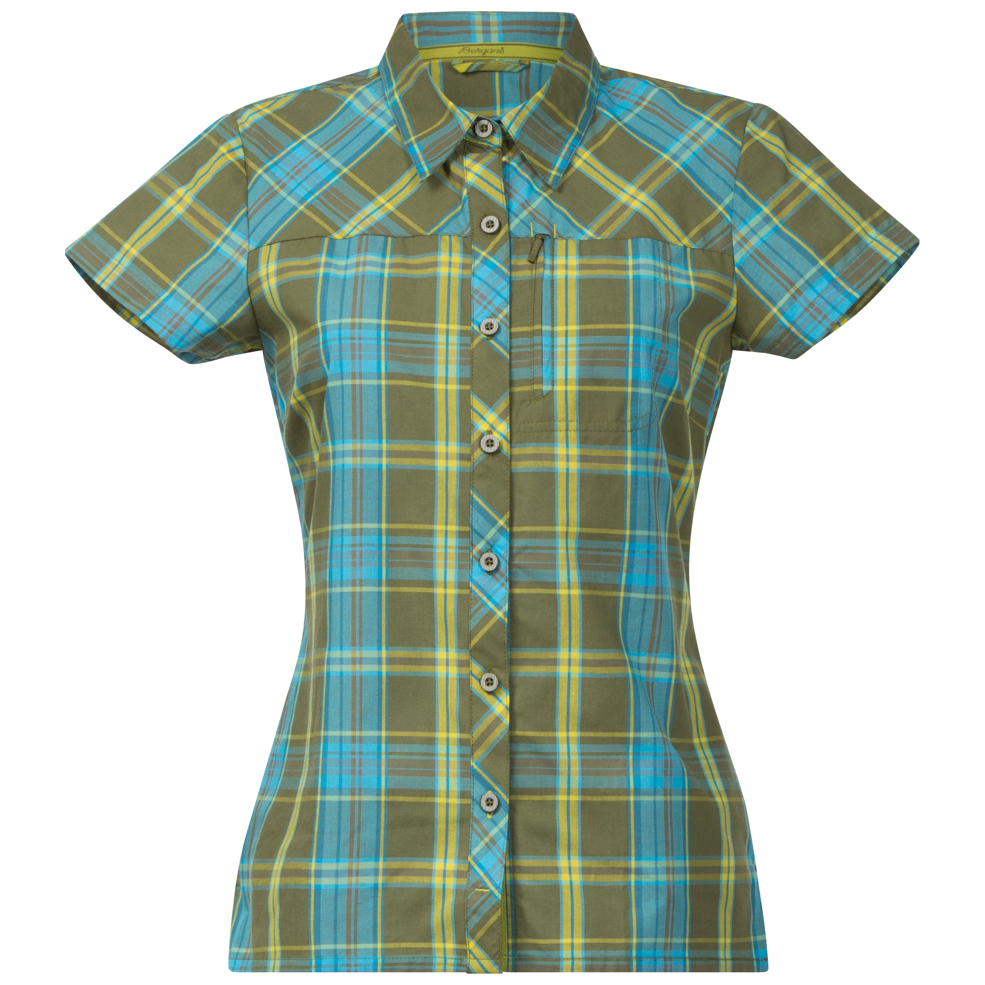 Marstein Lady Shirt Short Sleeves