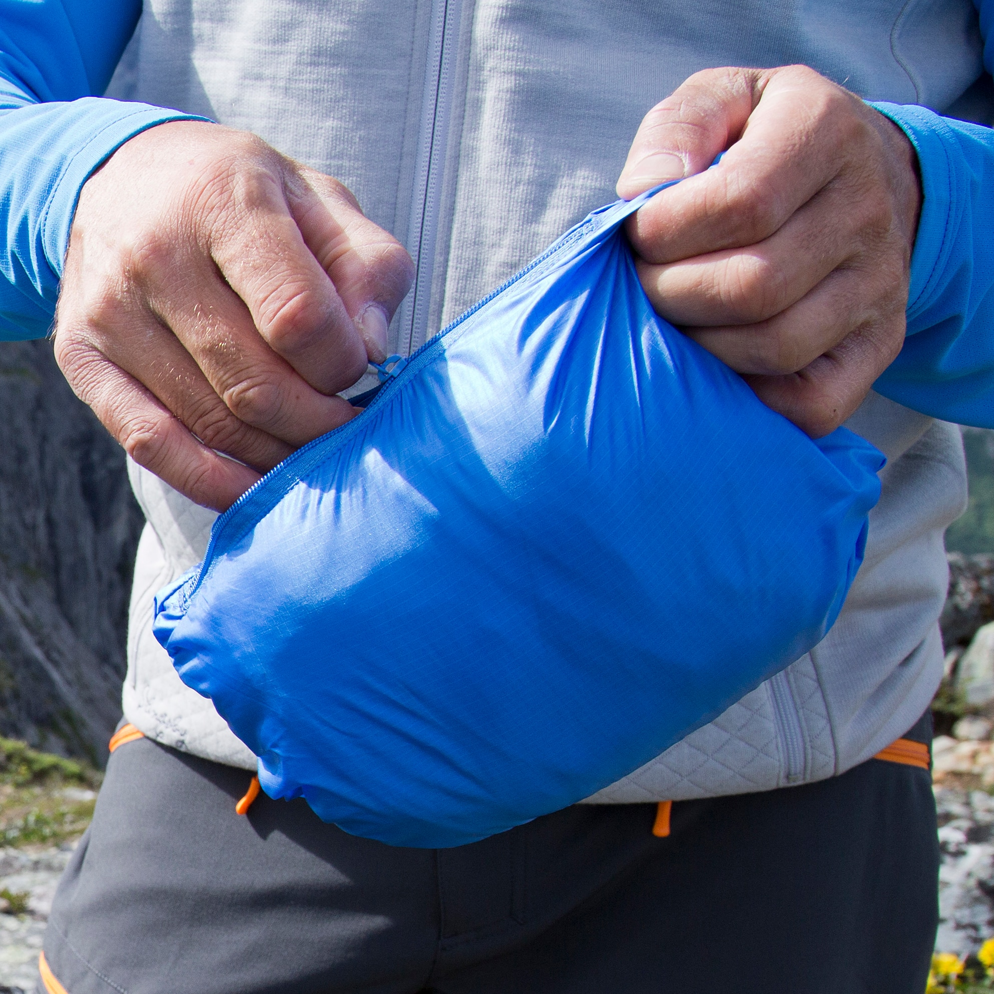 Slingsby Insulated Hybrid Jacket