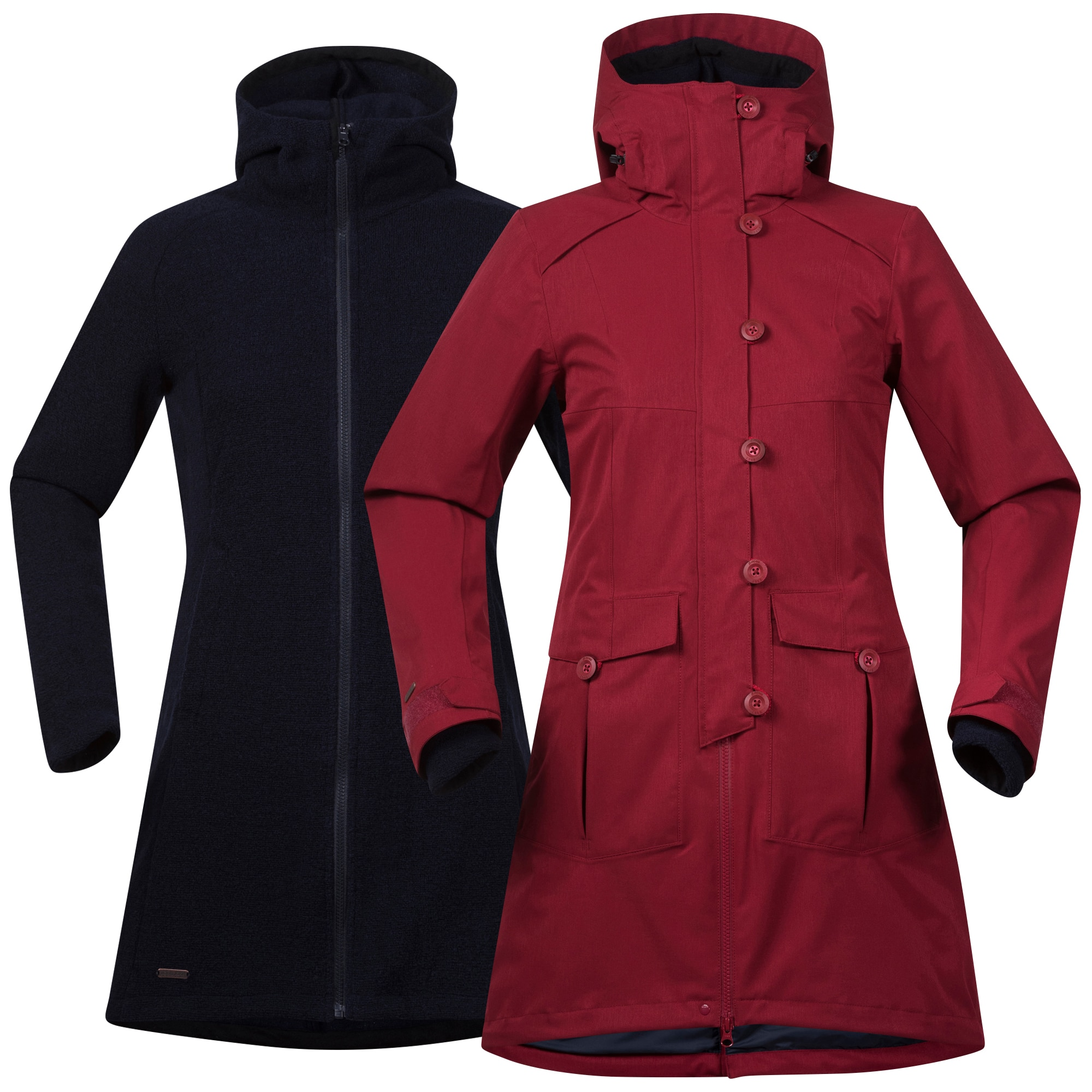 Bjerke 3in1 Lady Jacket
