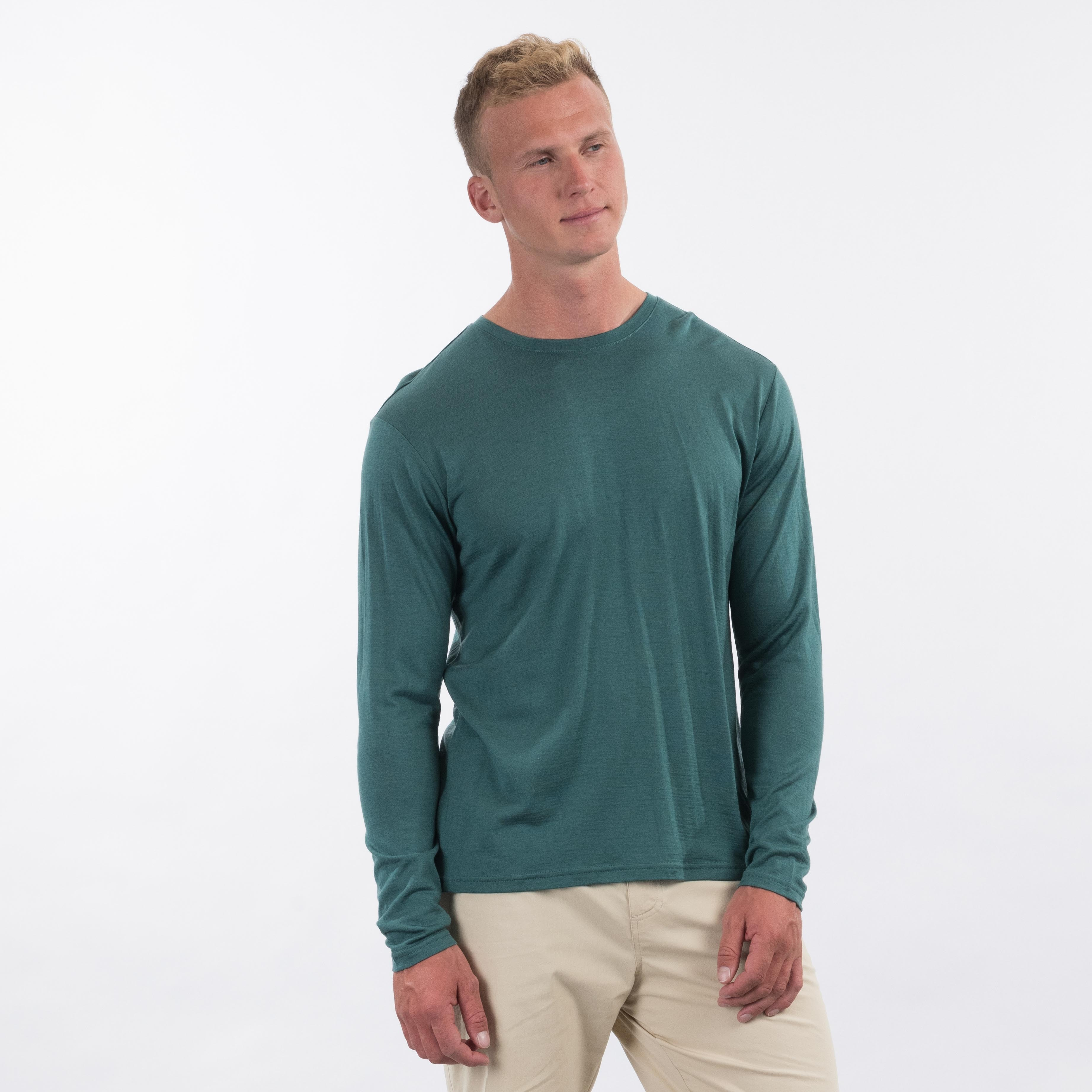 Oslo Wool Long Sleeve