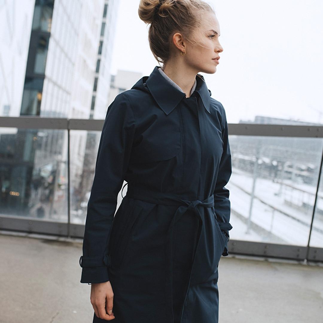 Oslo 3L W Coat