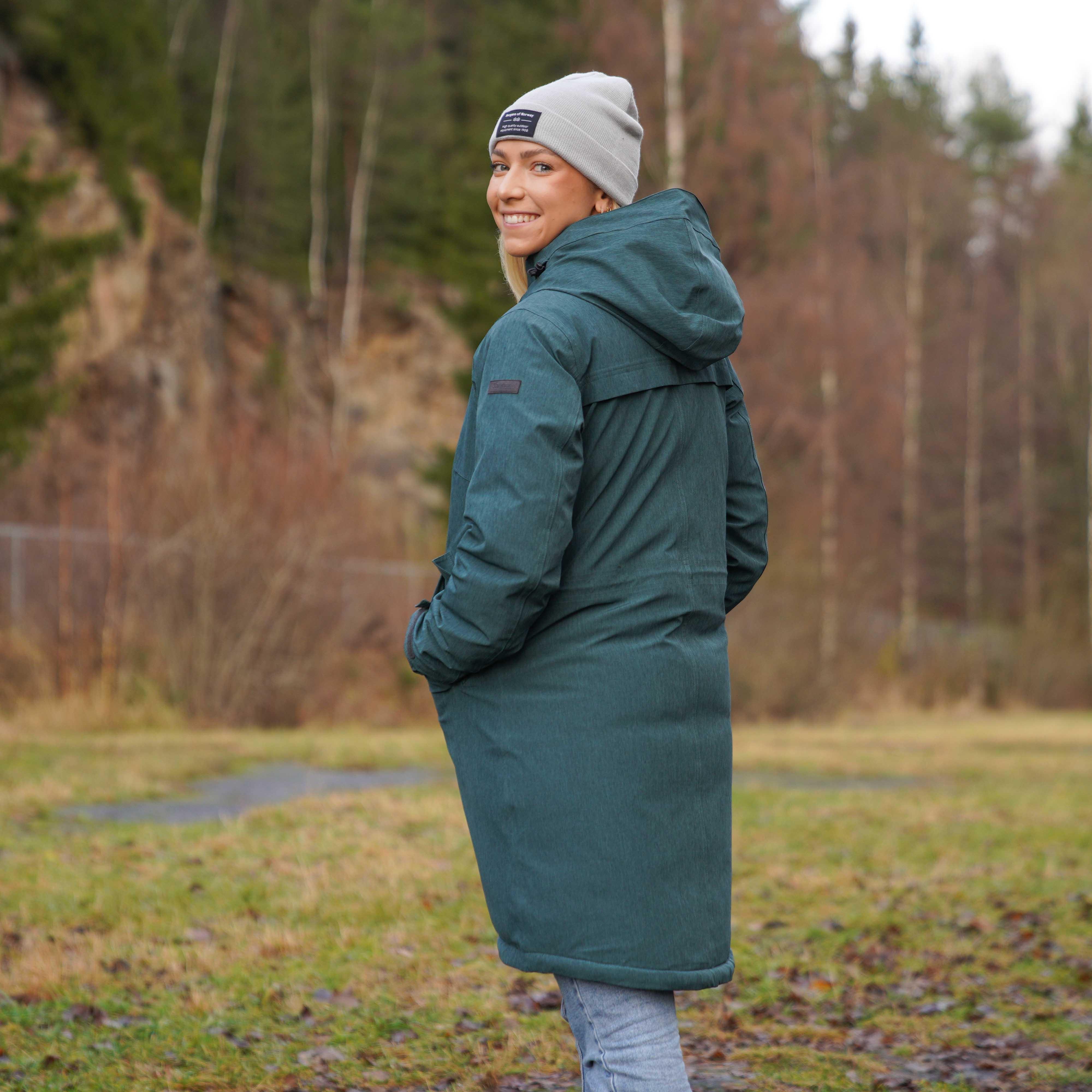 Oslo Down W Parka
