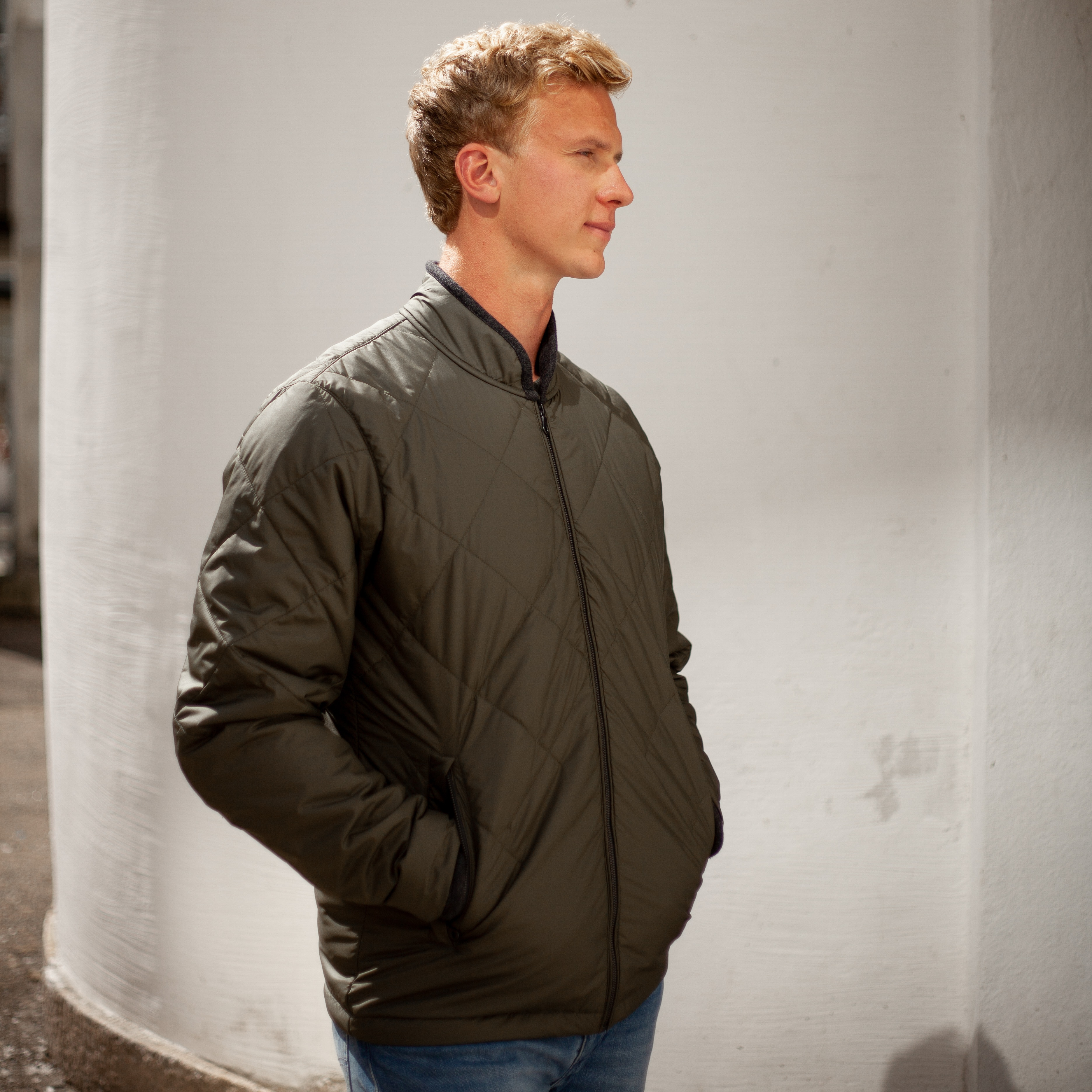 Oslo Light Insulated Jacket