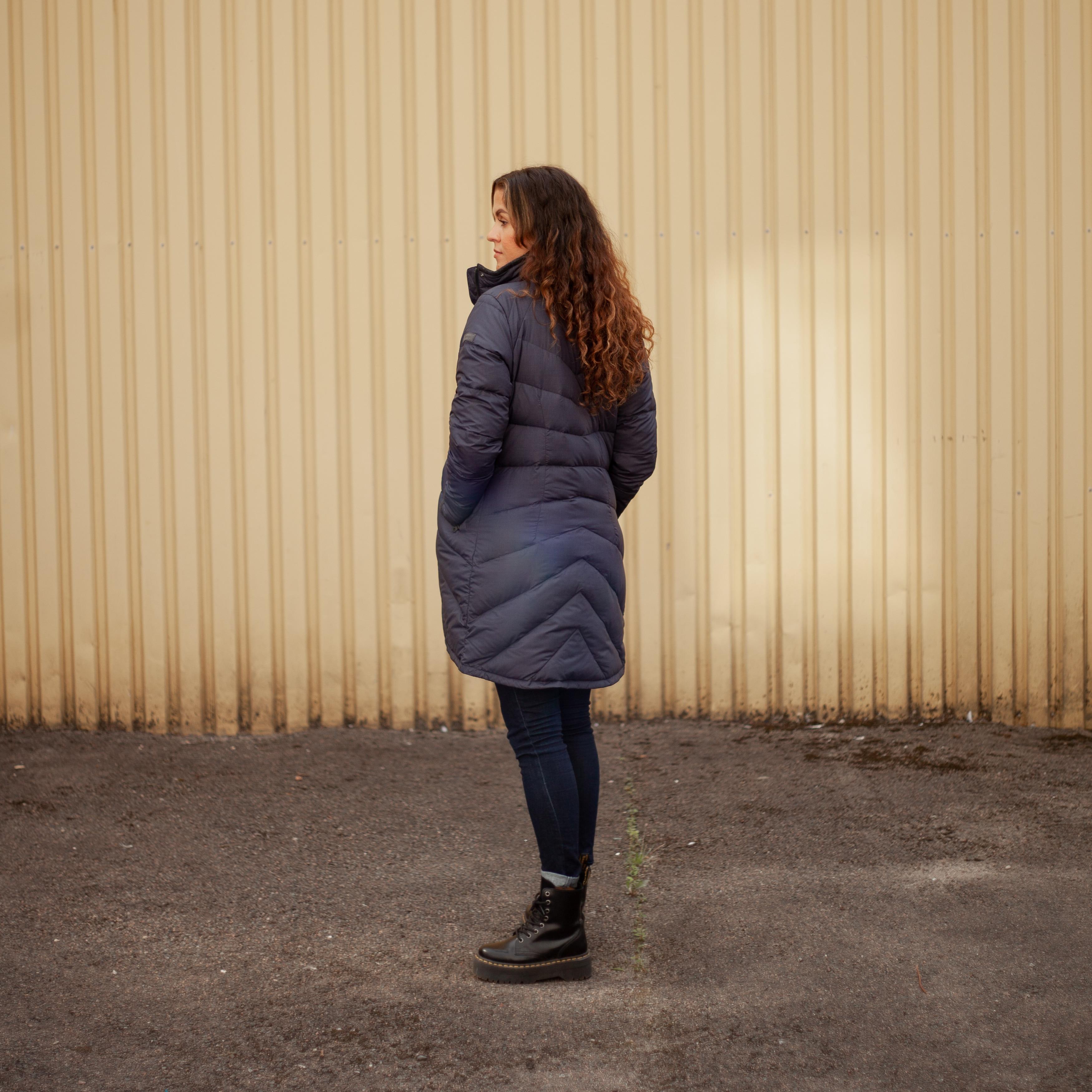 Oslo Down Light W Coat