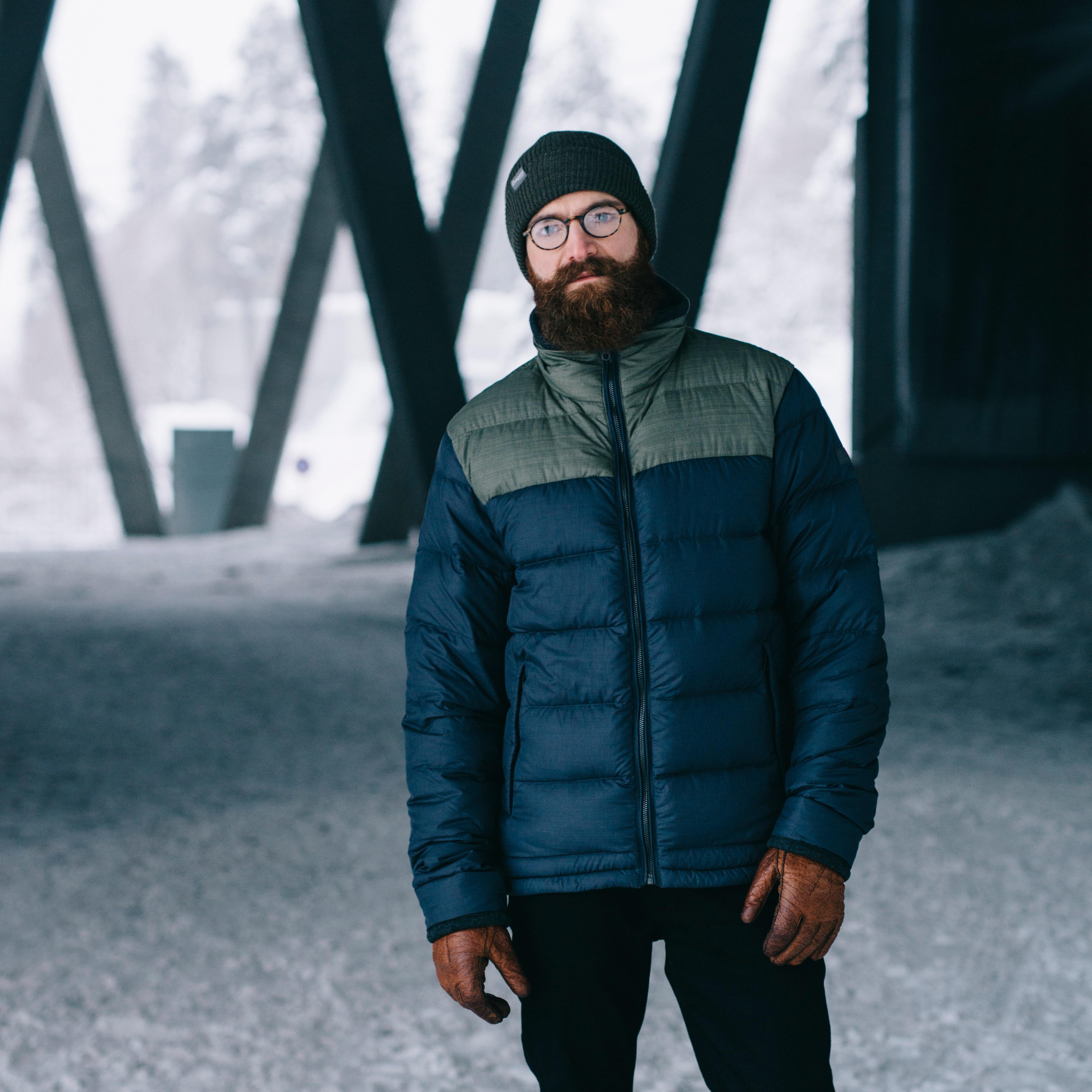 Oslo Down Light Jacket