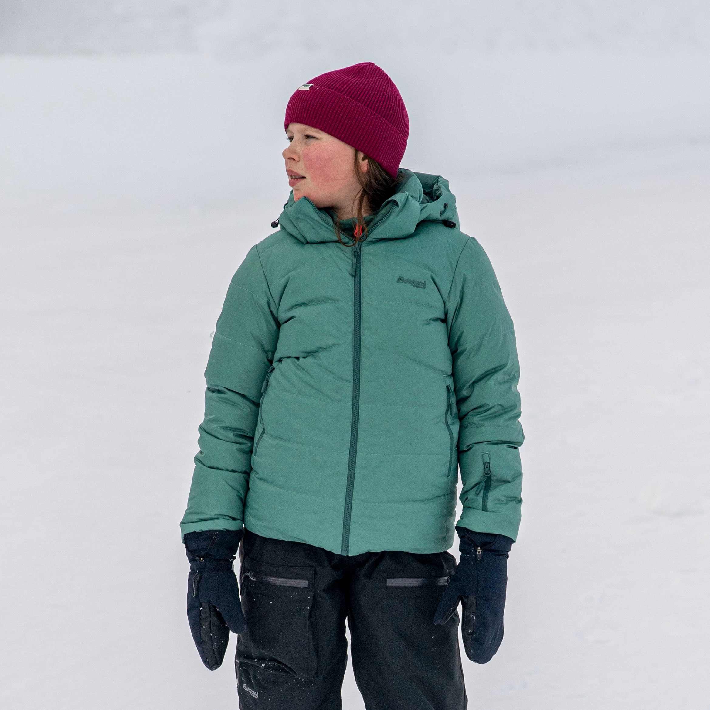 Røros Down Youth Girl Jacket