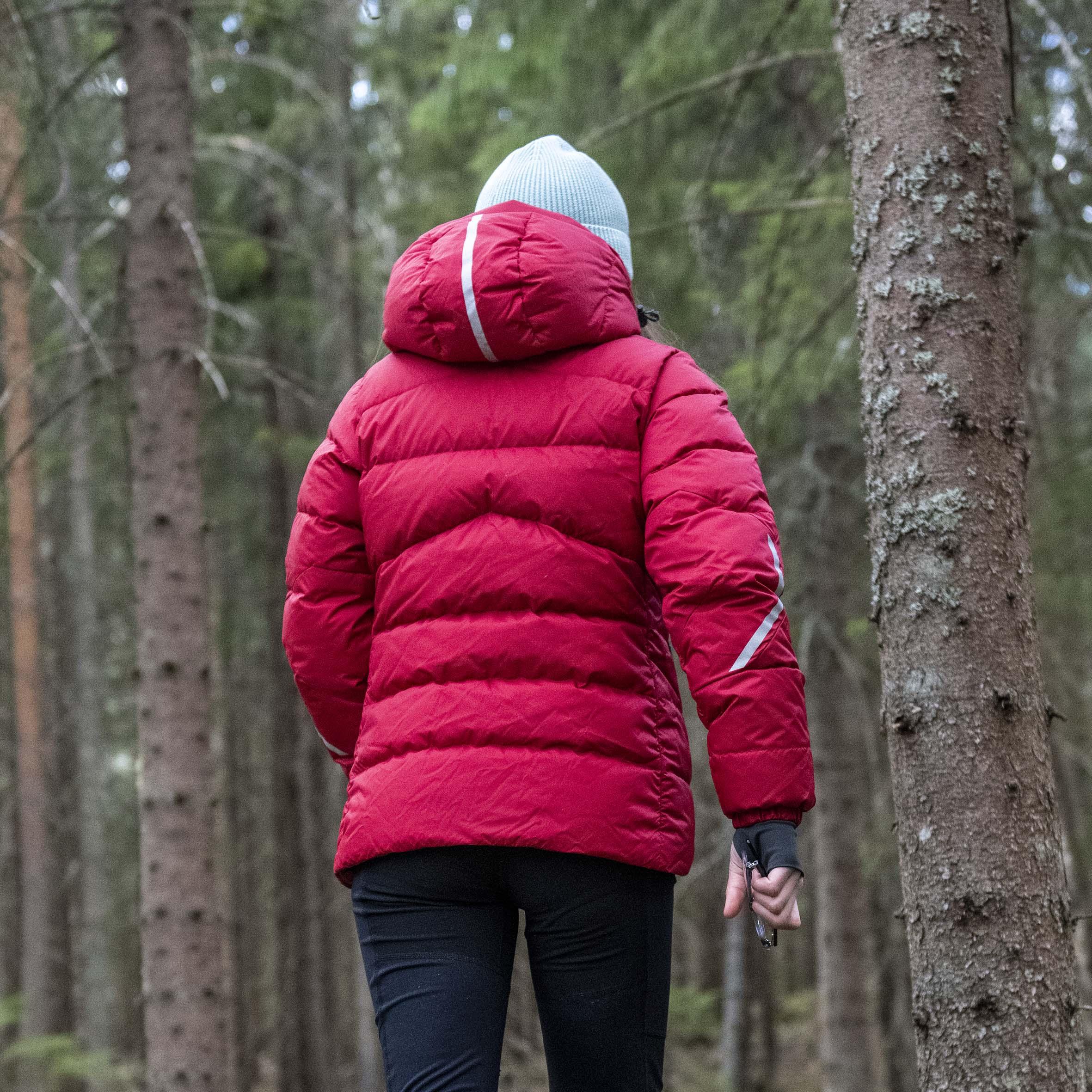 Røros Down Youth Girl Jacket