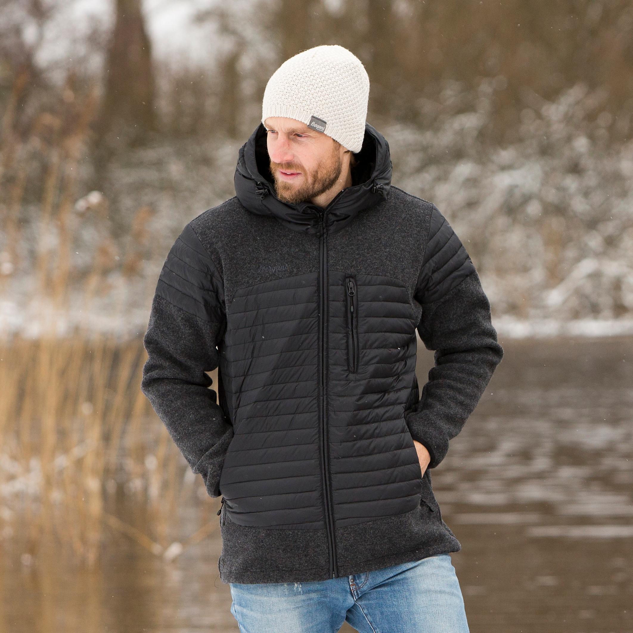Osen Down/Wool Jacket