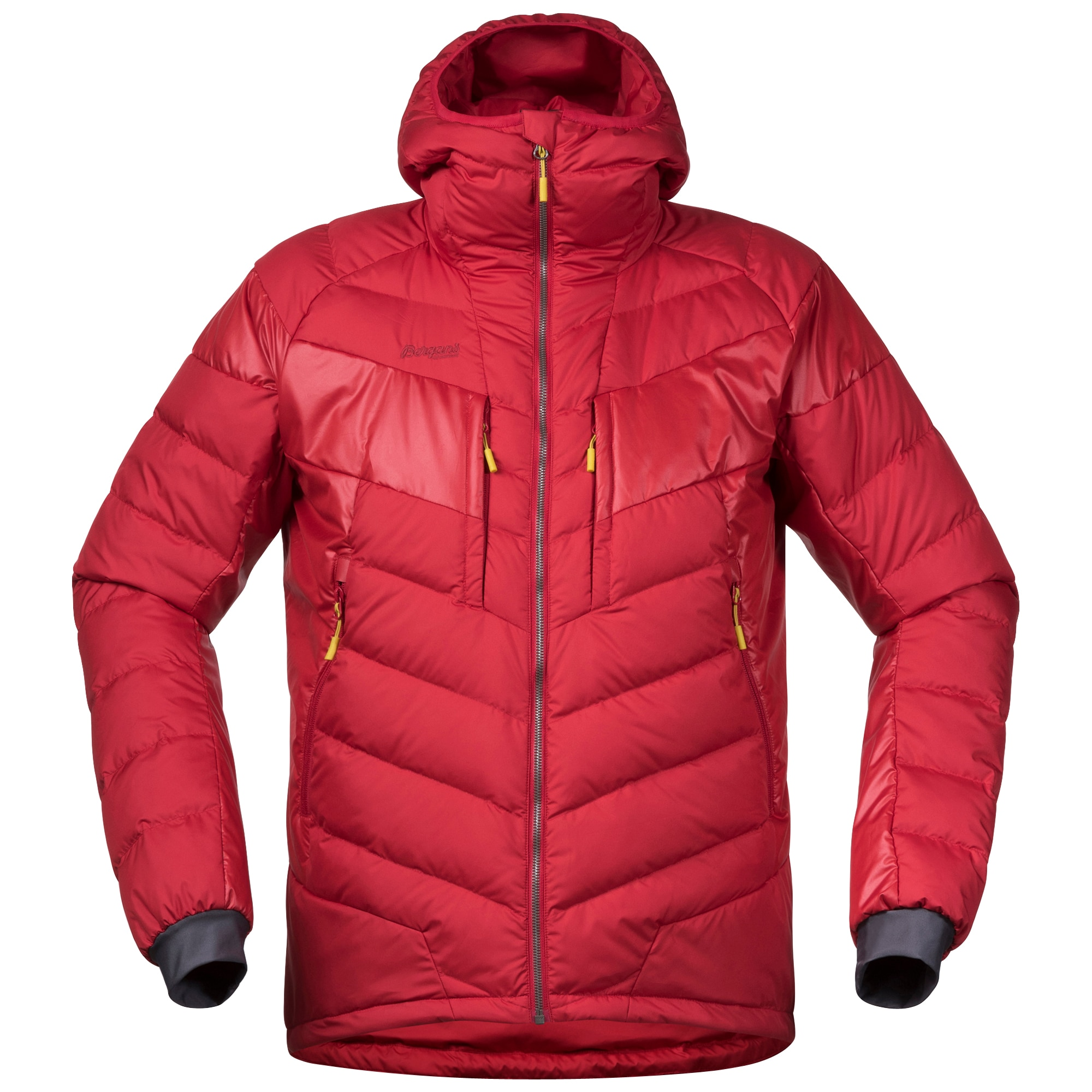 Nosi Hybrid Down Jacket