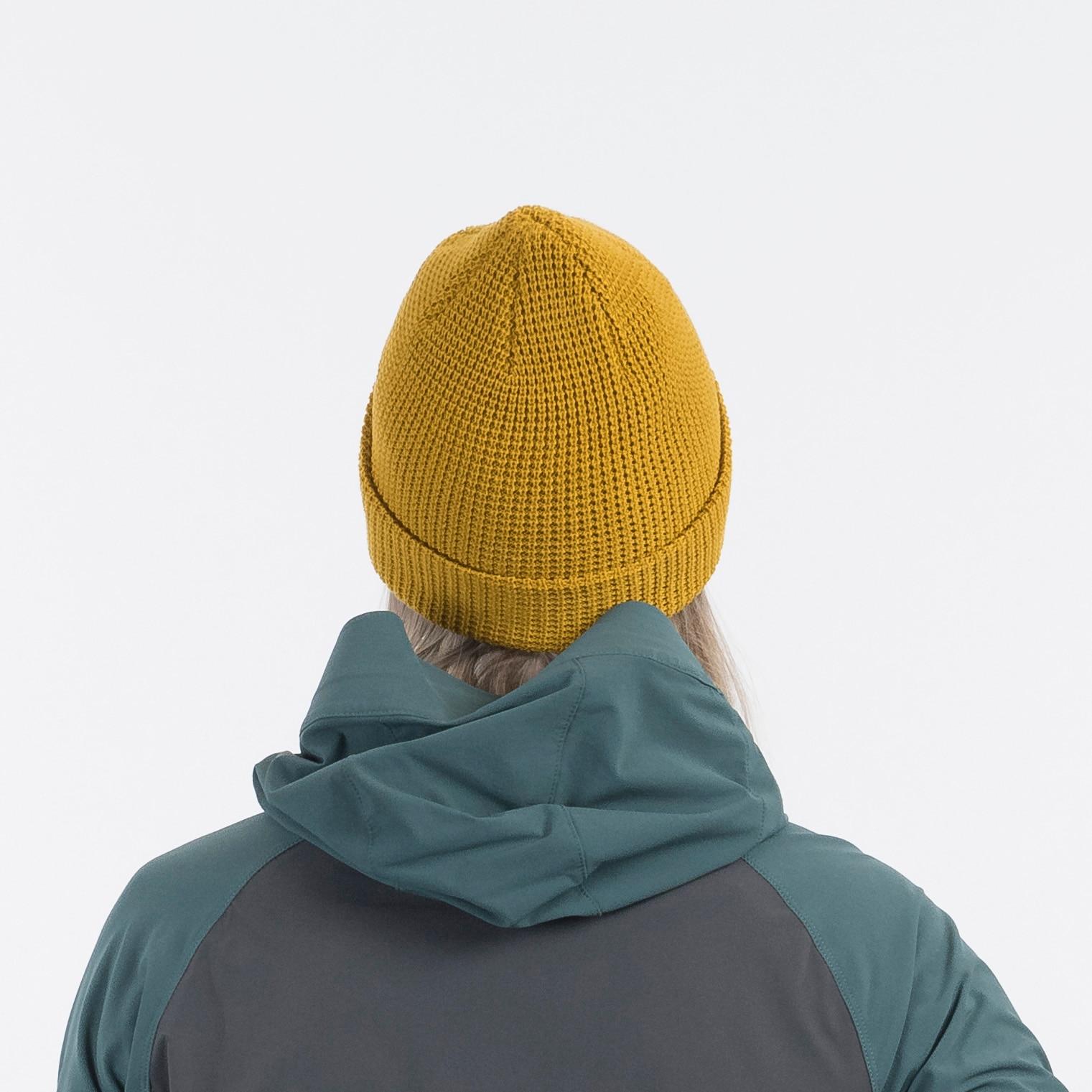 Waffle Knit Beanie