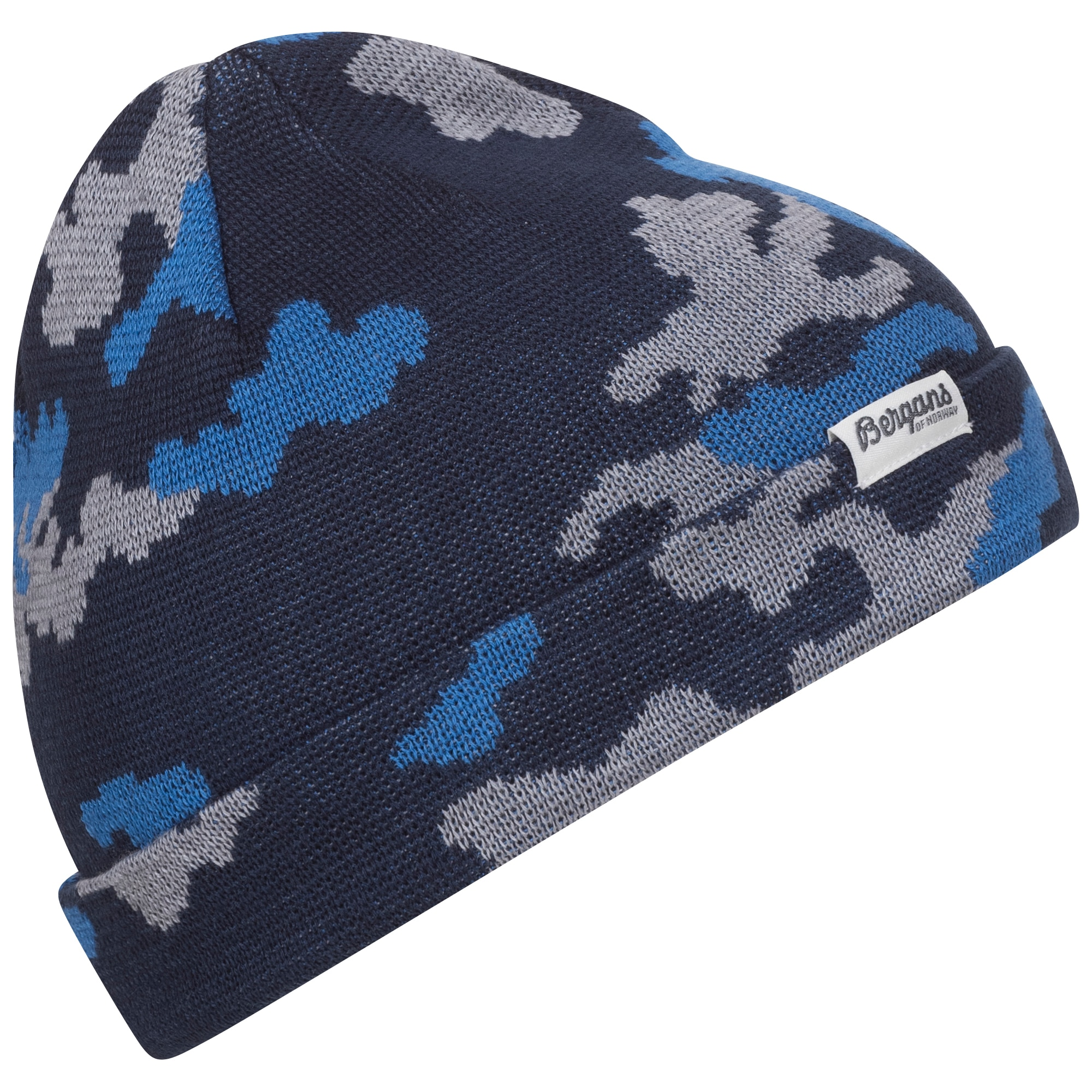 Camouflage Youth Beanie