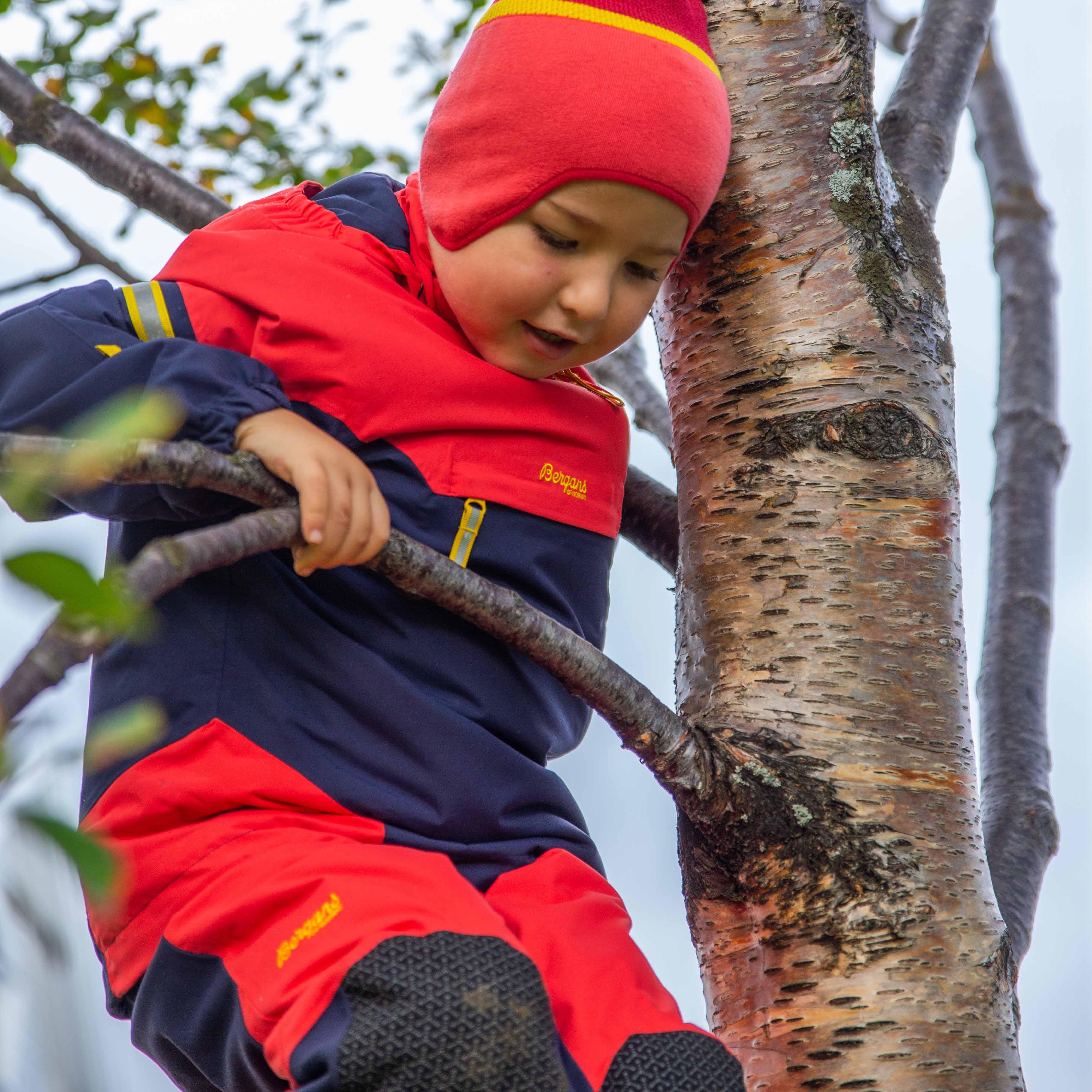 Ruffen Insulated Kids Jacket