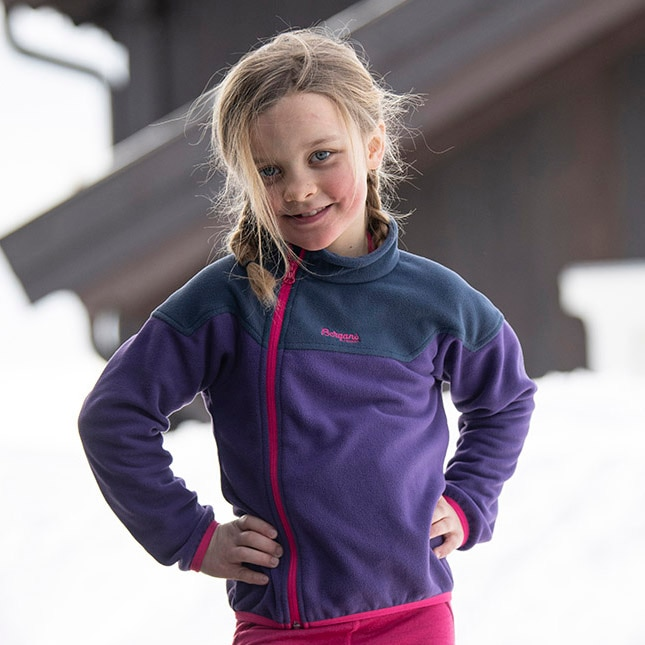 Ruffen Fleece Kids Jacket