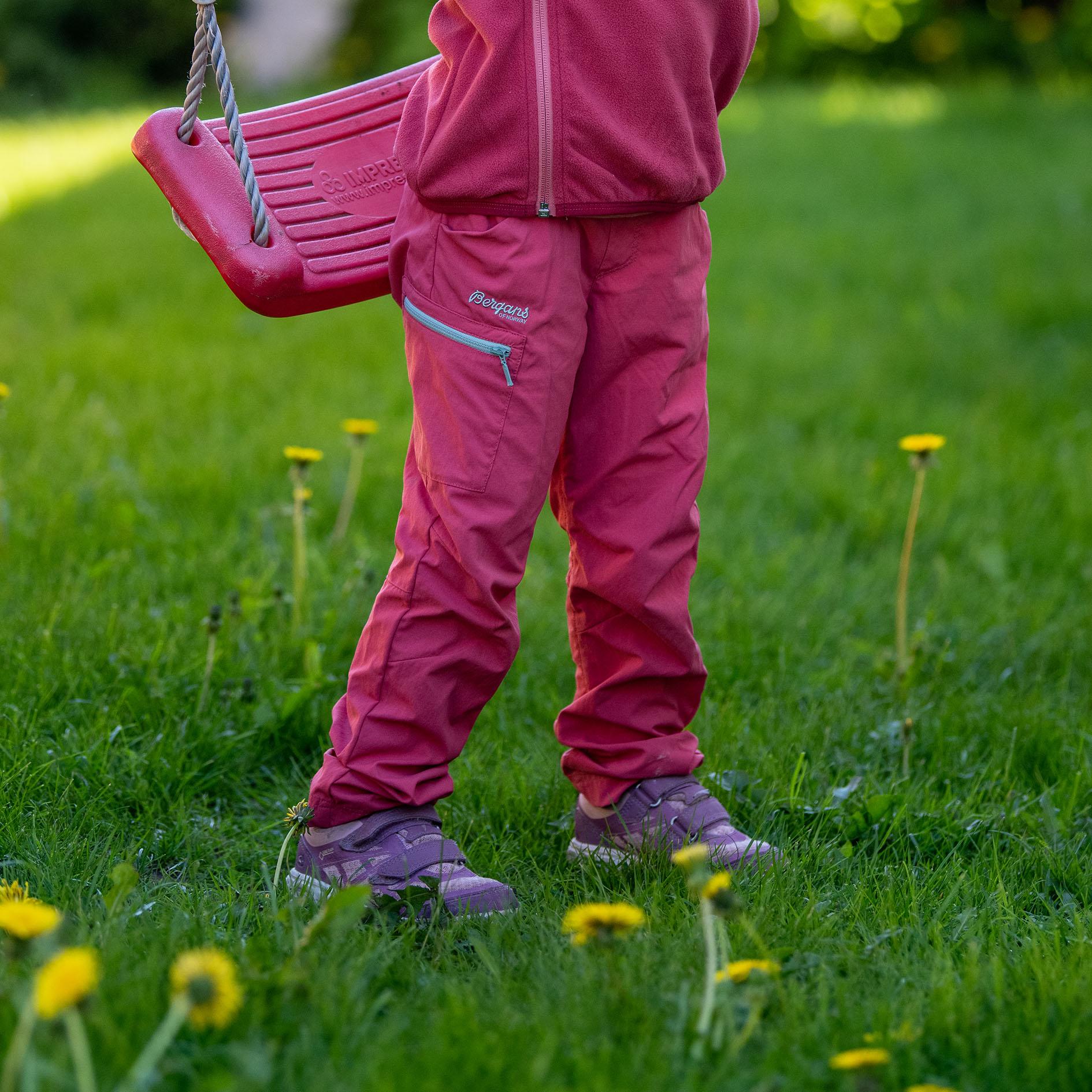 Lilletind V2 Light Softshell Kids Pants