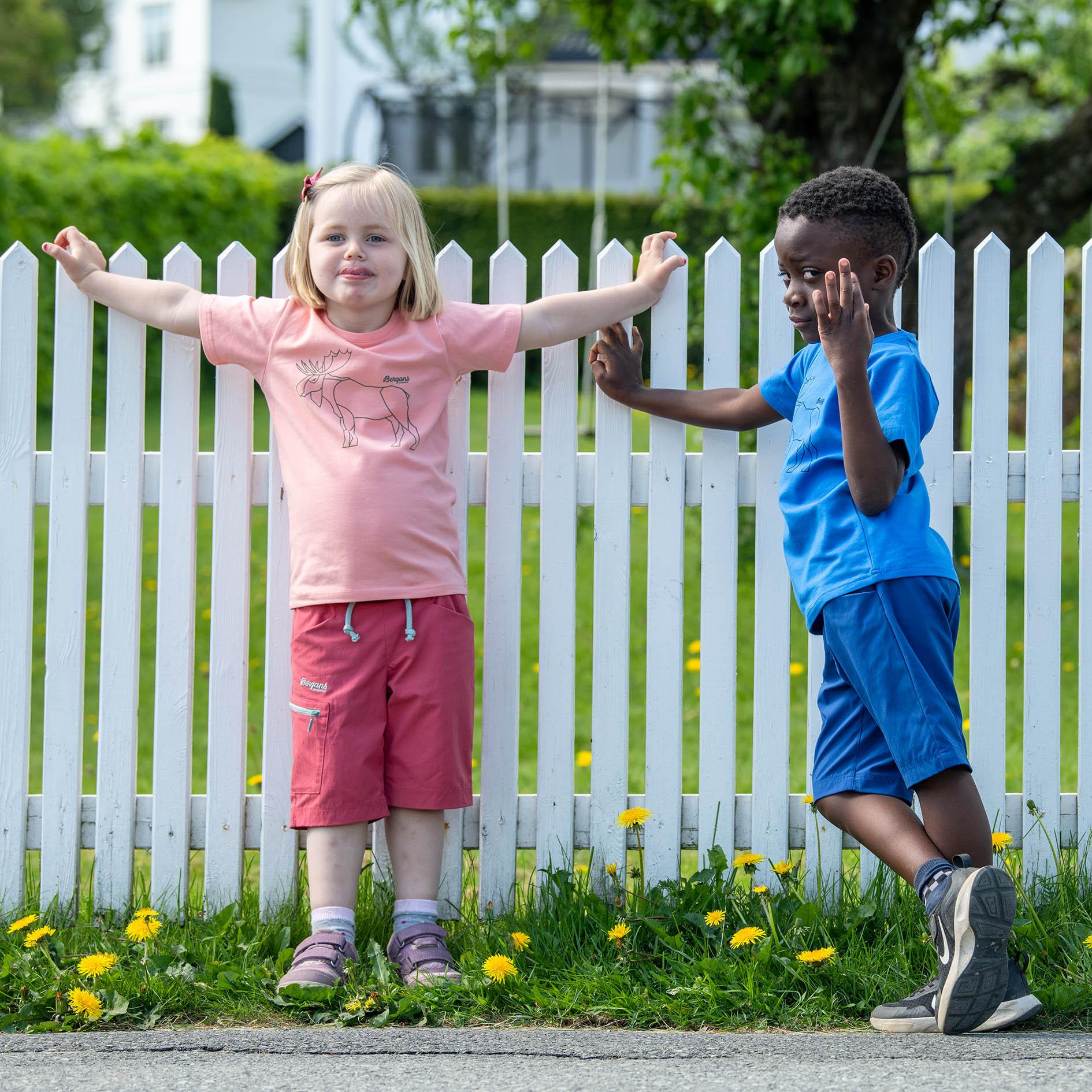 Lilletind Kids Shorts