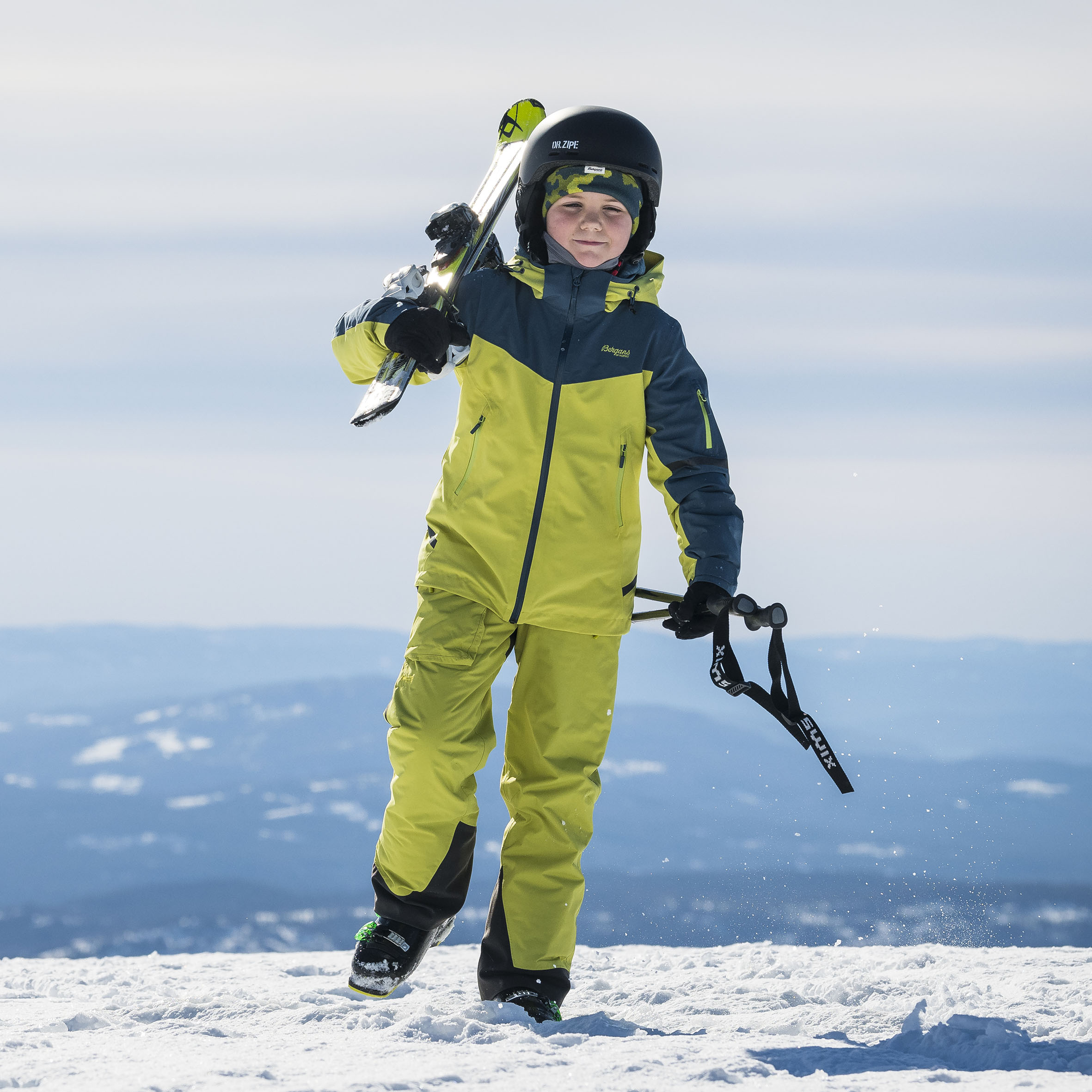 Knyken Insulated Youth Loosefit Pants