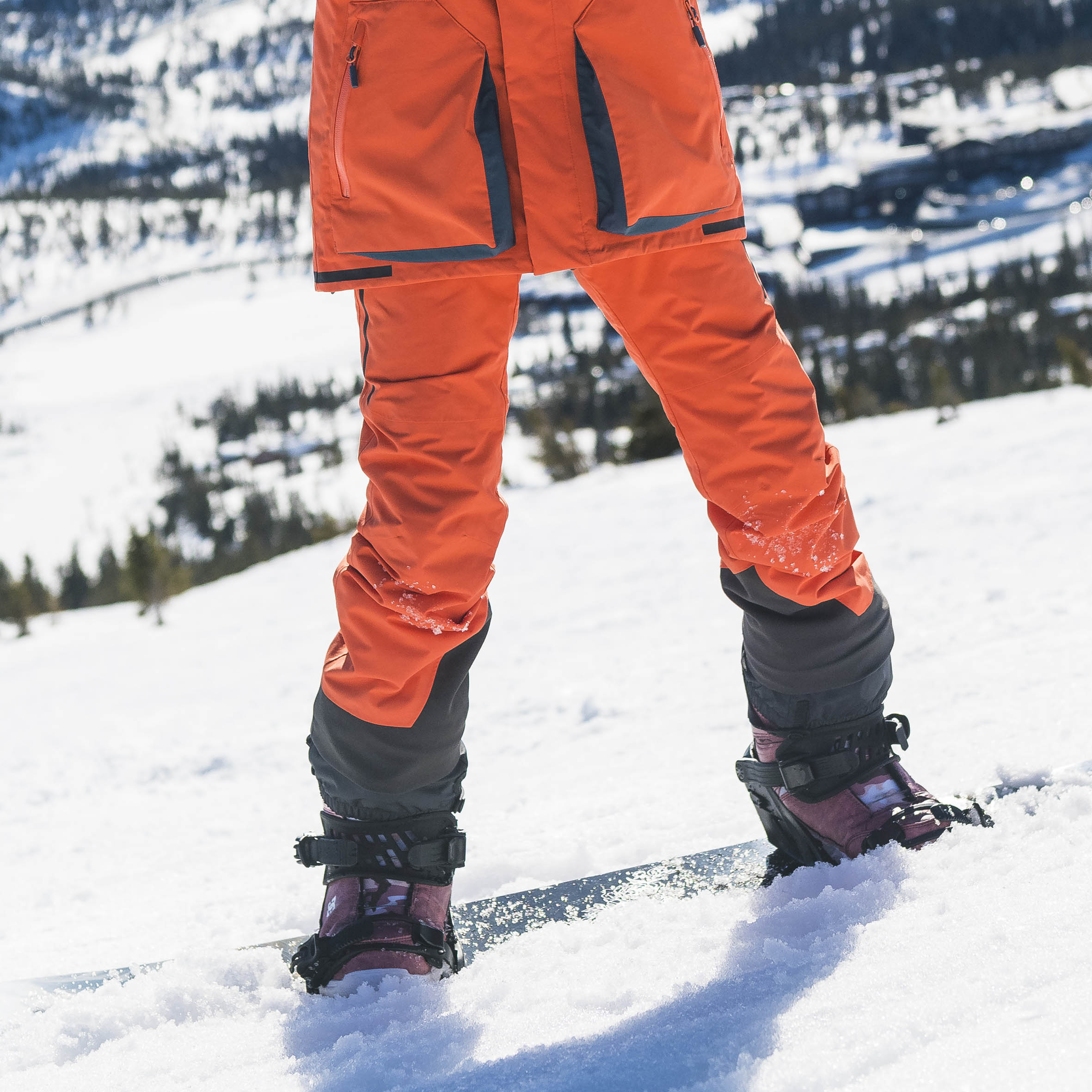 Knyken Insulated Youth Slimfit Pants