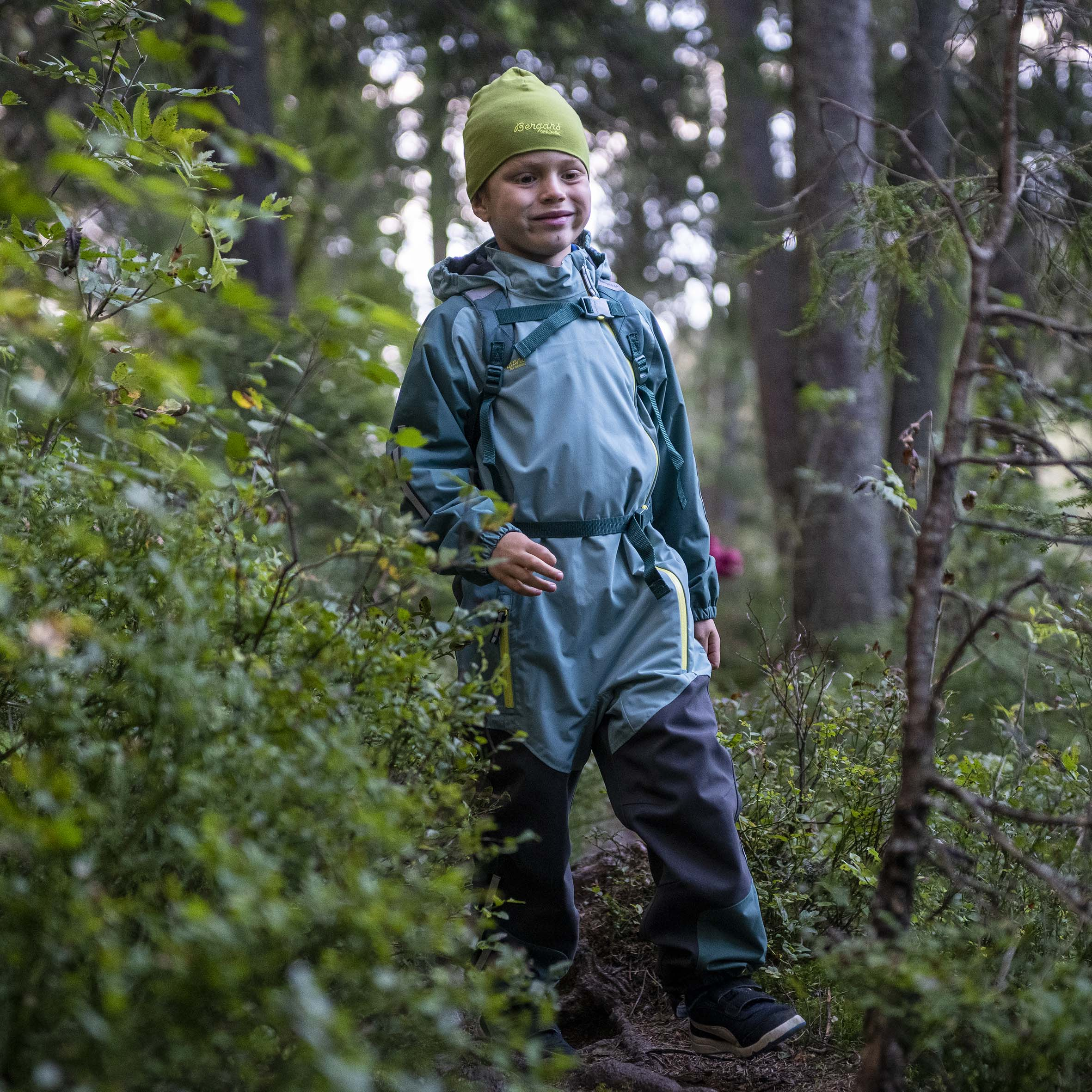 Lilletind Kids Coverall