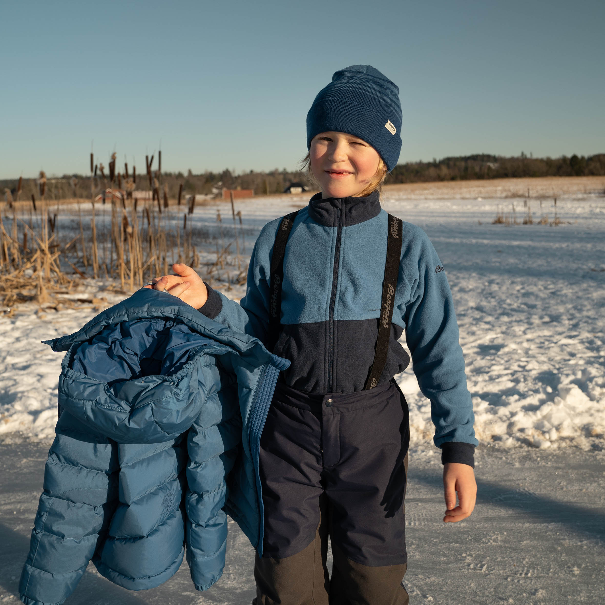 Lilletind Insulated Kids Pants