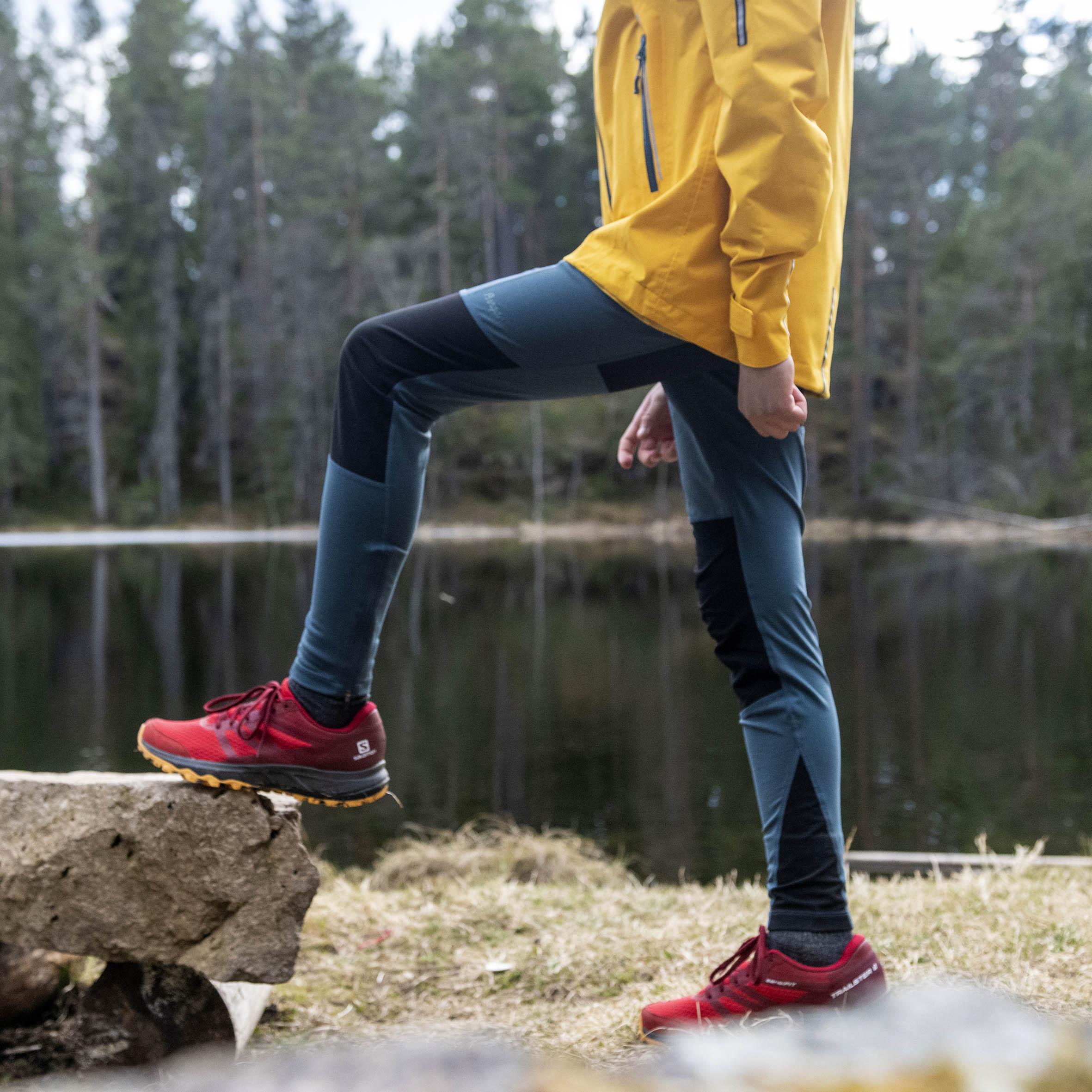Fløyen Youth Pants