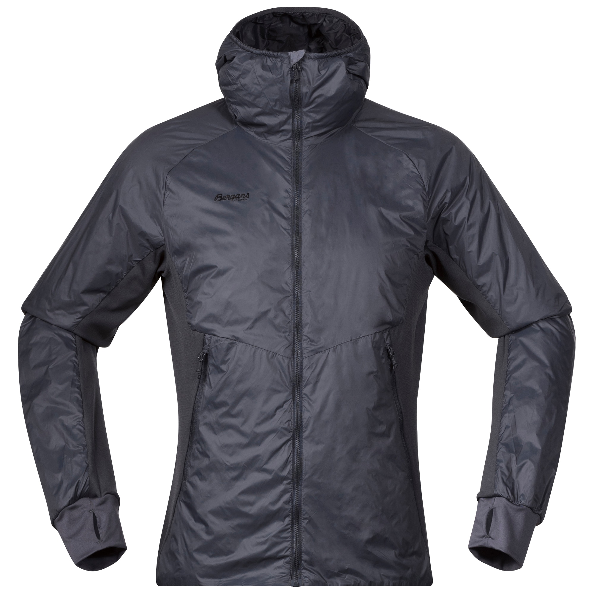 Lom Light Insulated Hybrid Jacket