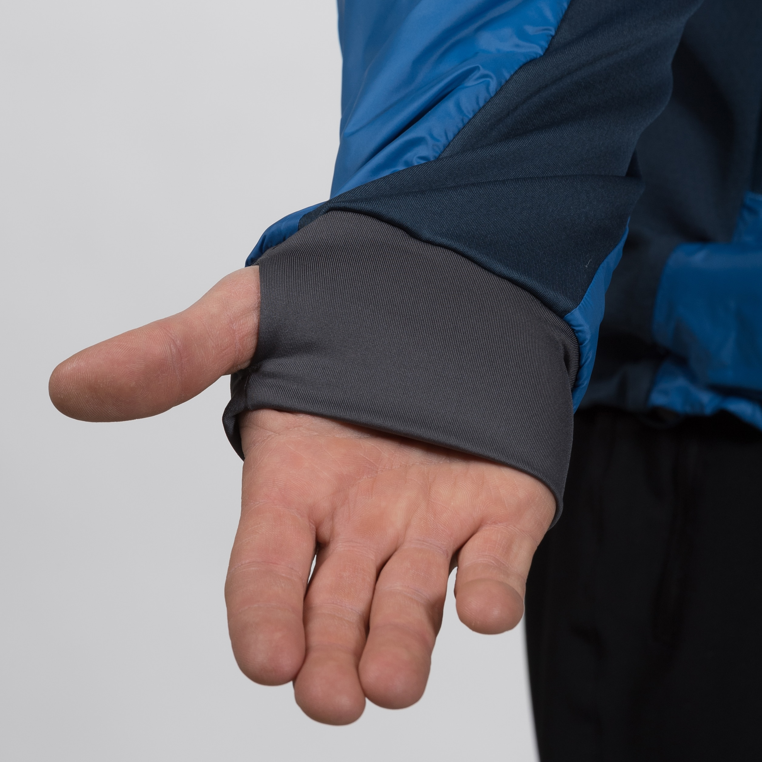 Lom Light Insulated Hybrid Jacket