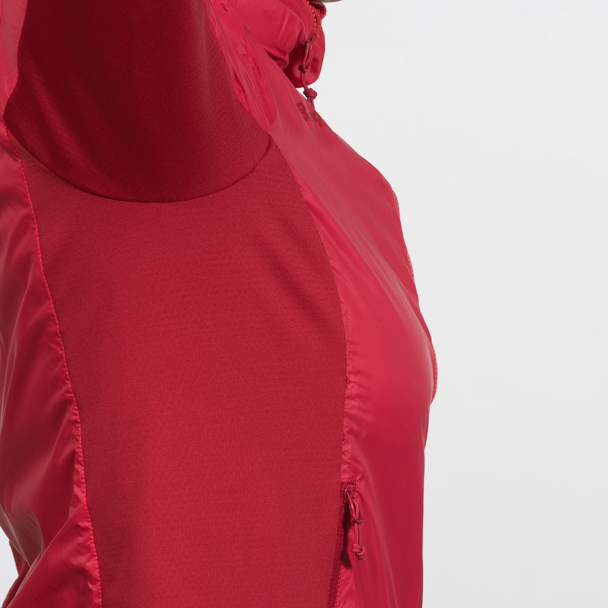 Lom Light Insulated Hybrid W Jacket