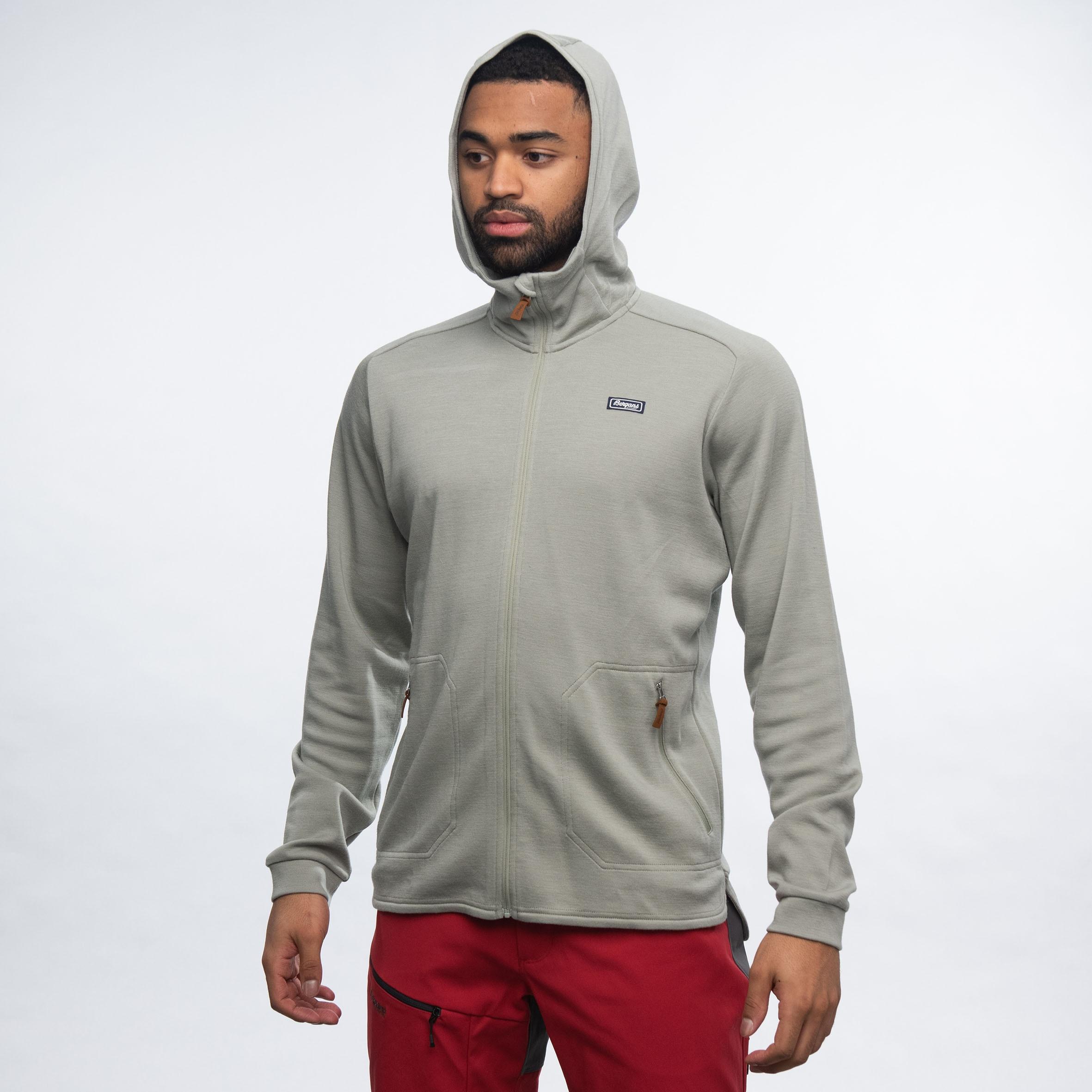 Tuva Light Wool Hood Jacket