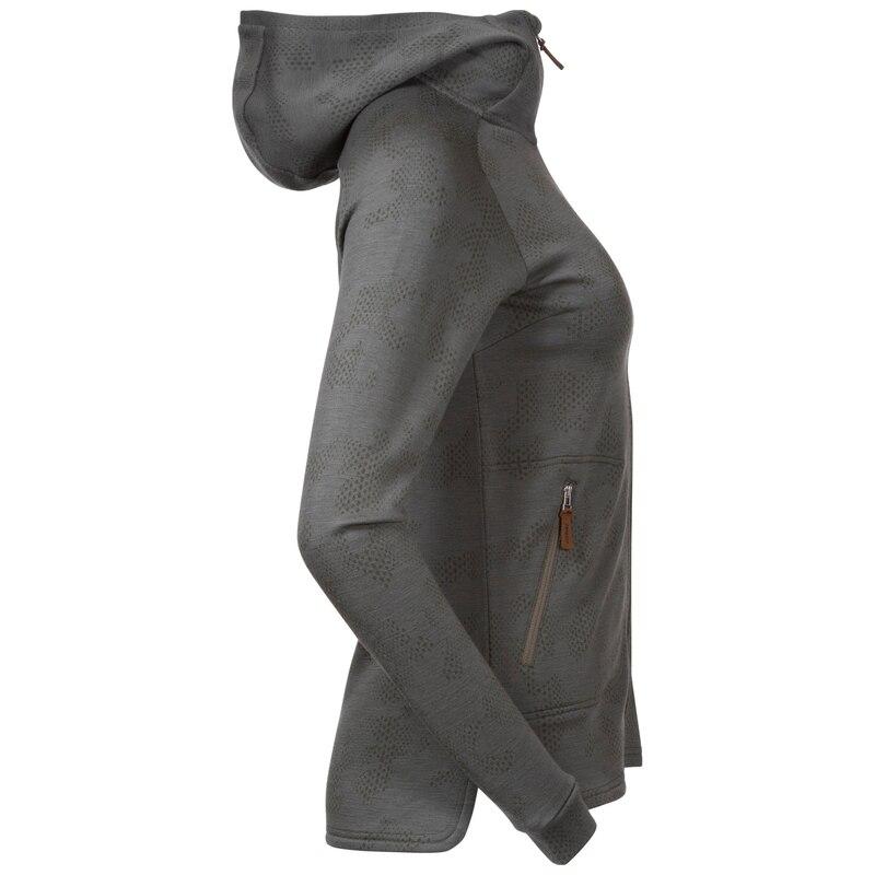 Tuva Light Wool Hood W Jacket