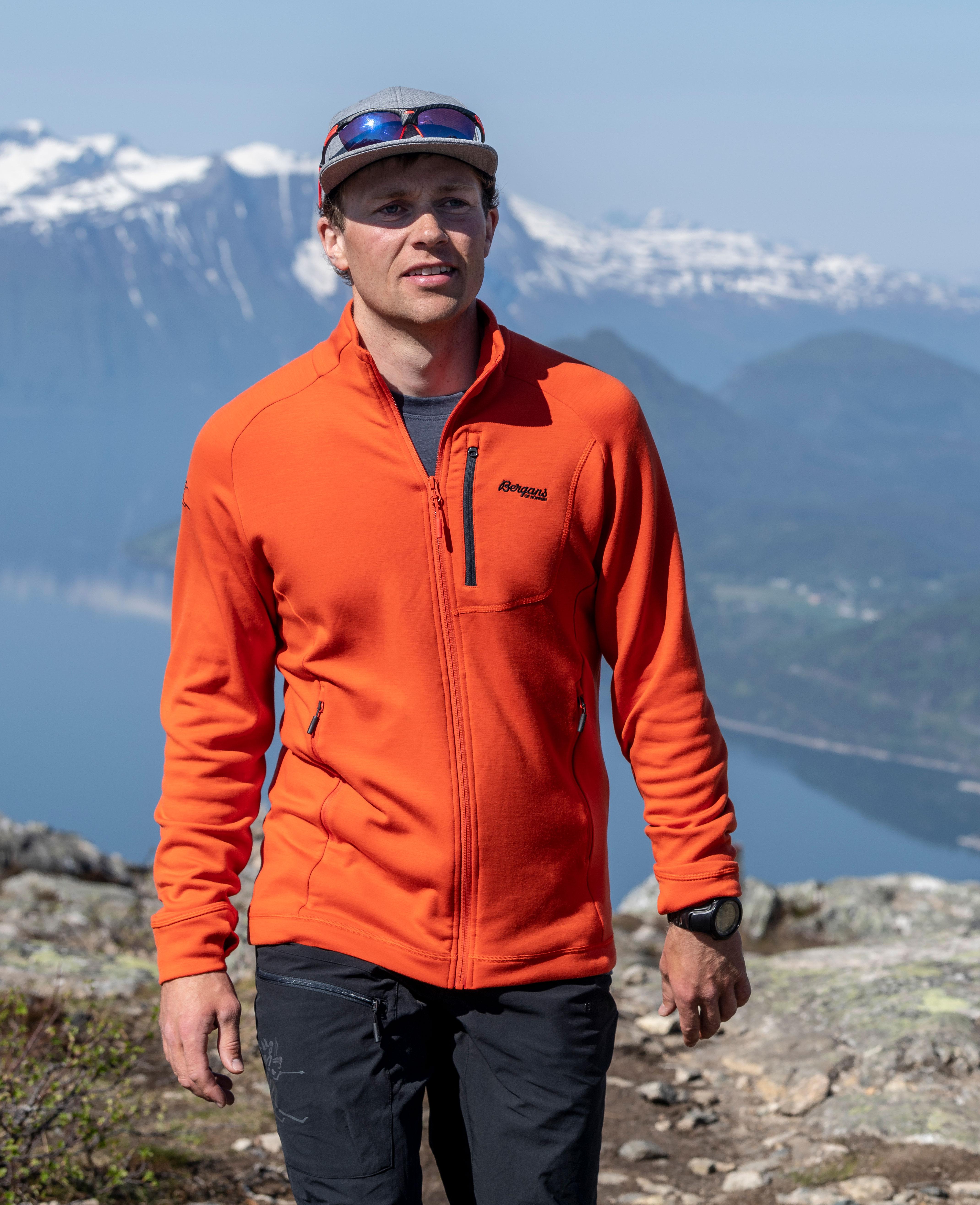 Romsdal Wool Jacket