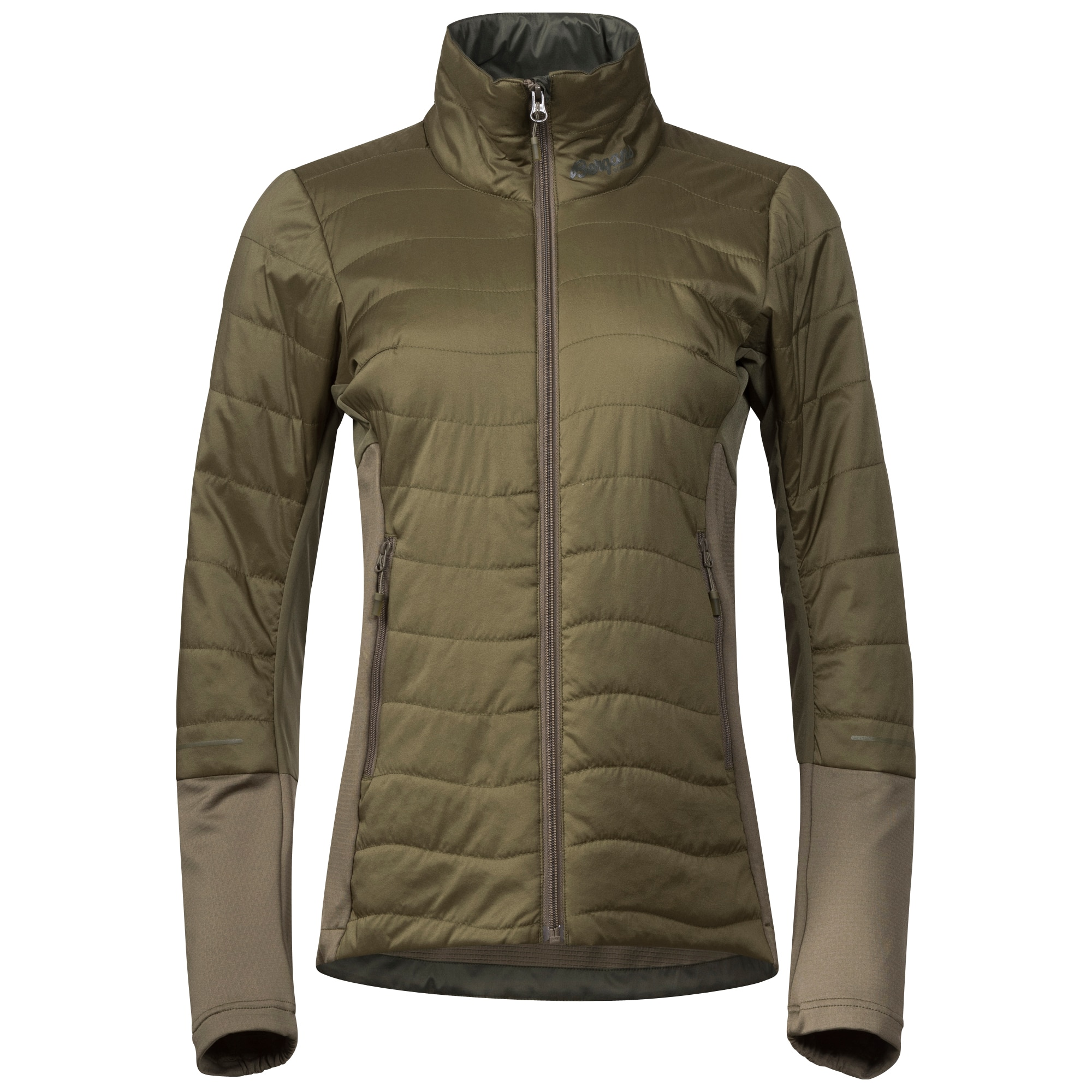 Fløyen Light Insulated W Jacket