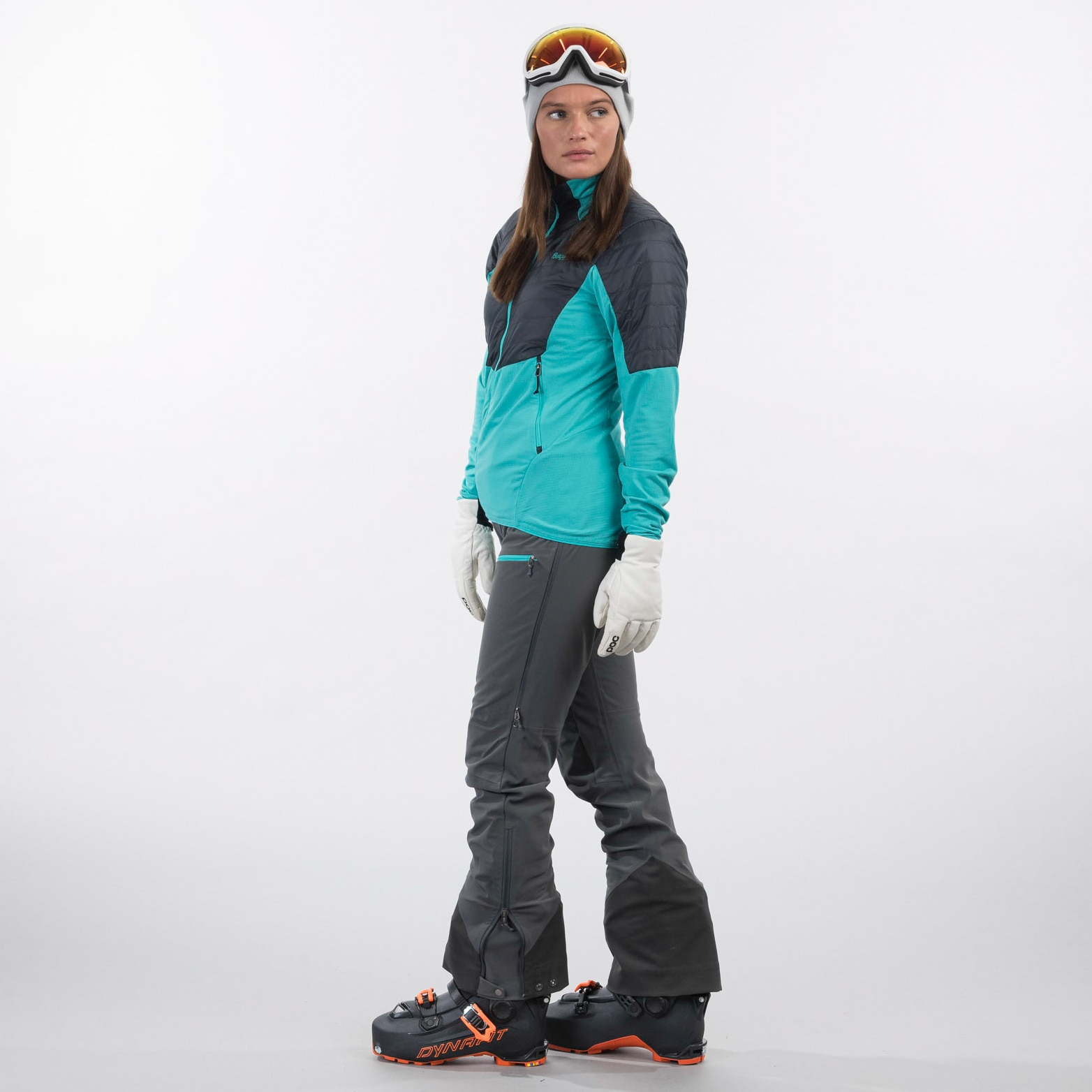 Senja Midlayer W Jacket