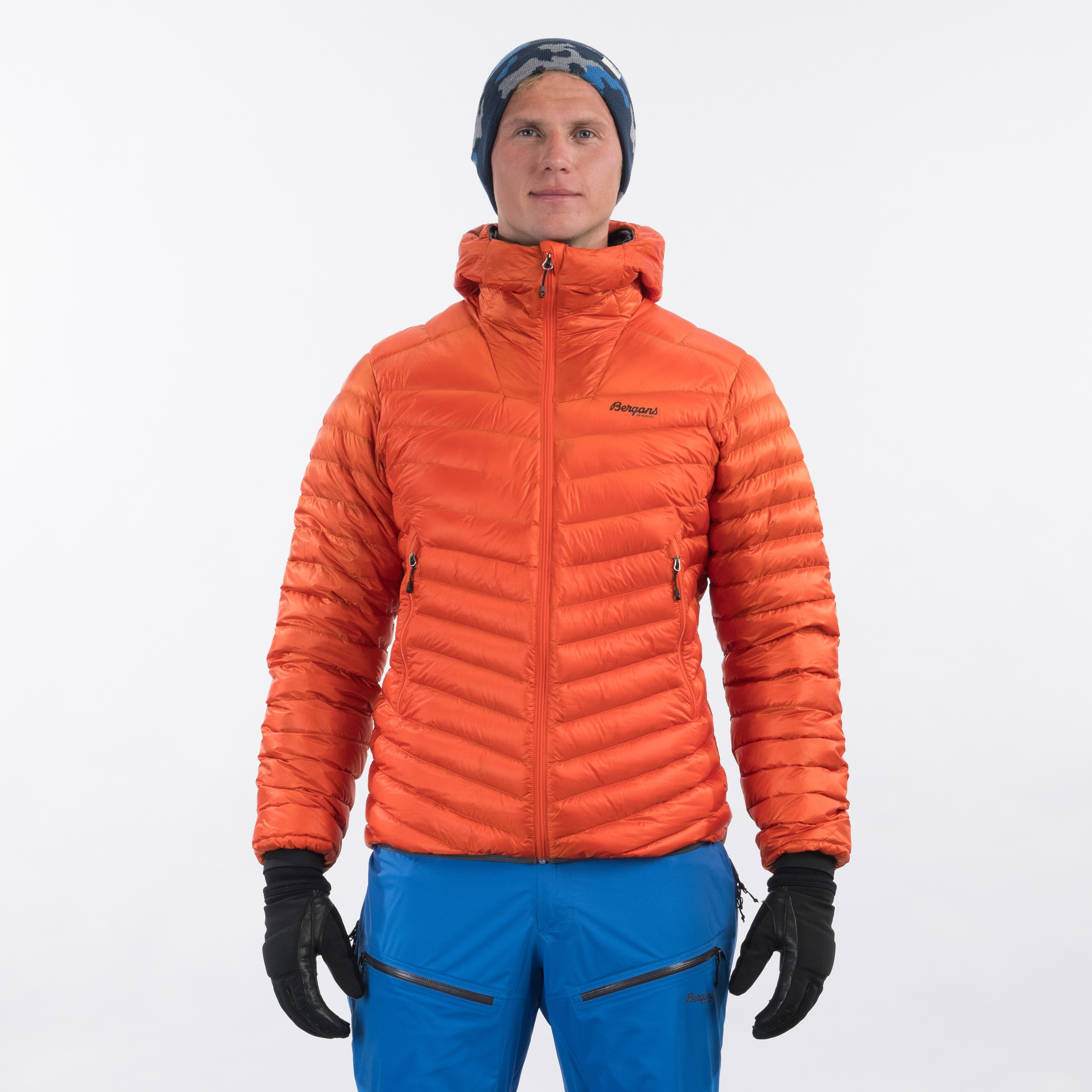 Senja Down Light Jacket w/Hood